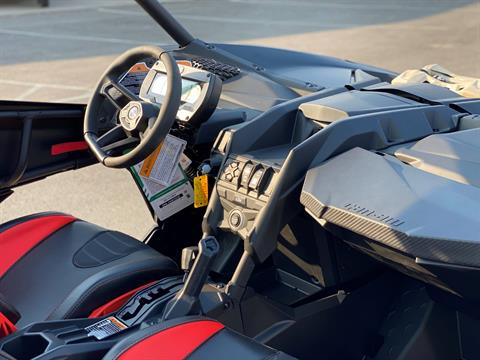 2021 Can-Am Maverick X3 X RS Turbo RR in Merced, California - Photo 17