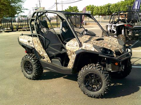 2019 Can-Am Commander XT 1000R in Merced, California