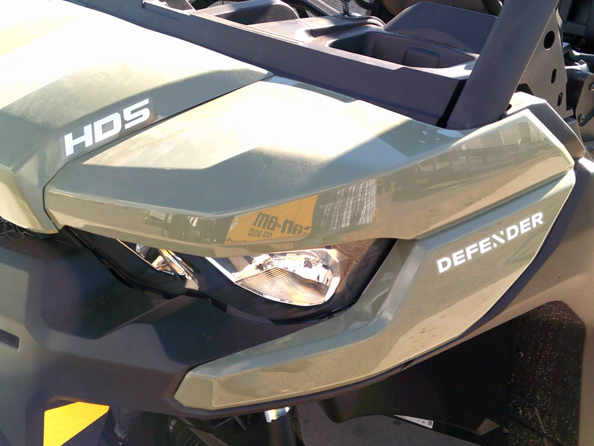 2019 Can-Am Defender DPS HD5 in Merced, California - Photo 3