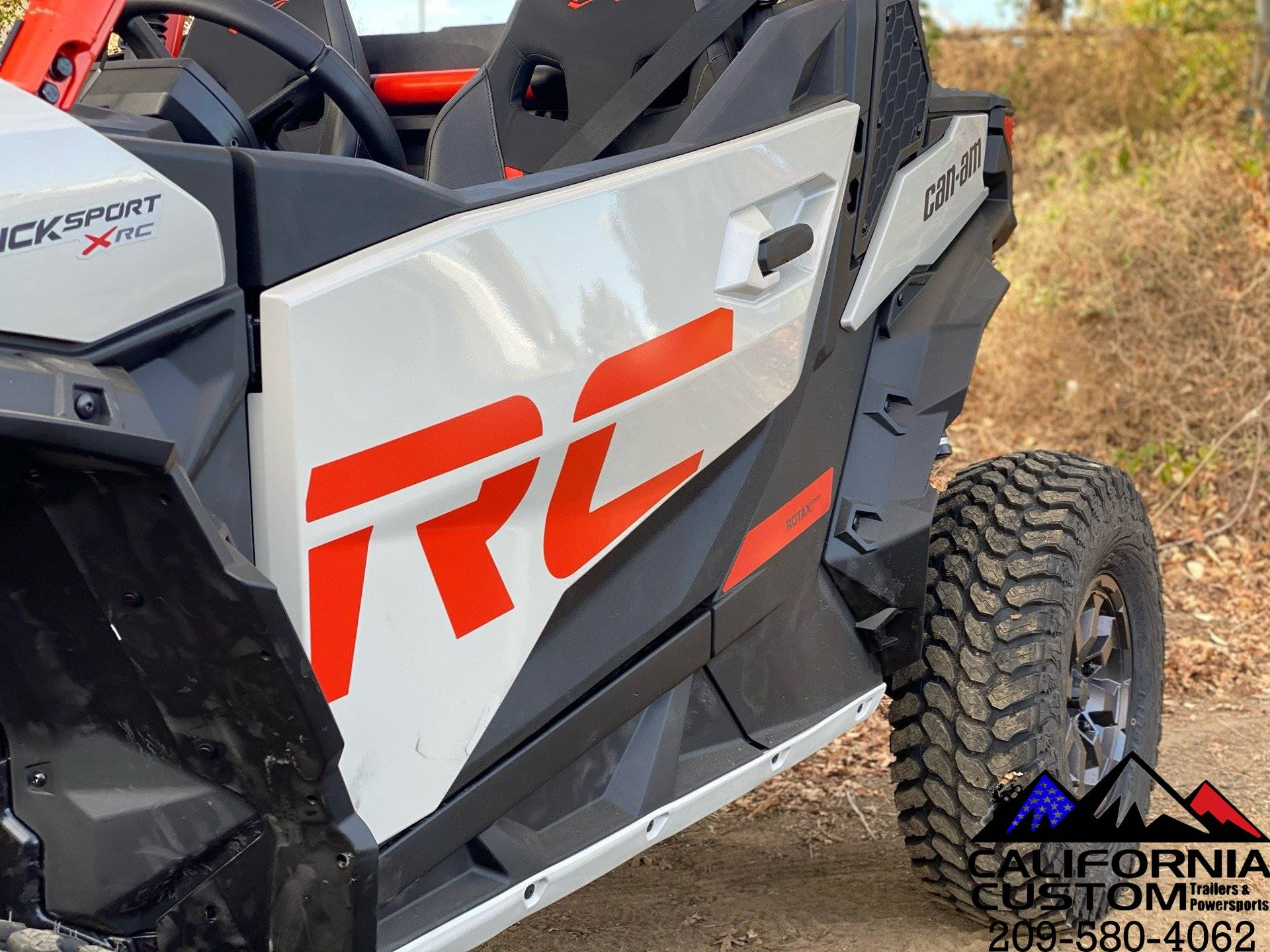 2021 Can-Am Maverick Sport X RC 1000R in Merced, California - Photo 4