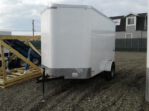 2019 TNT 10' X 6' CARGO TRAILER in Merced, California