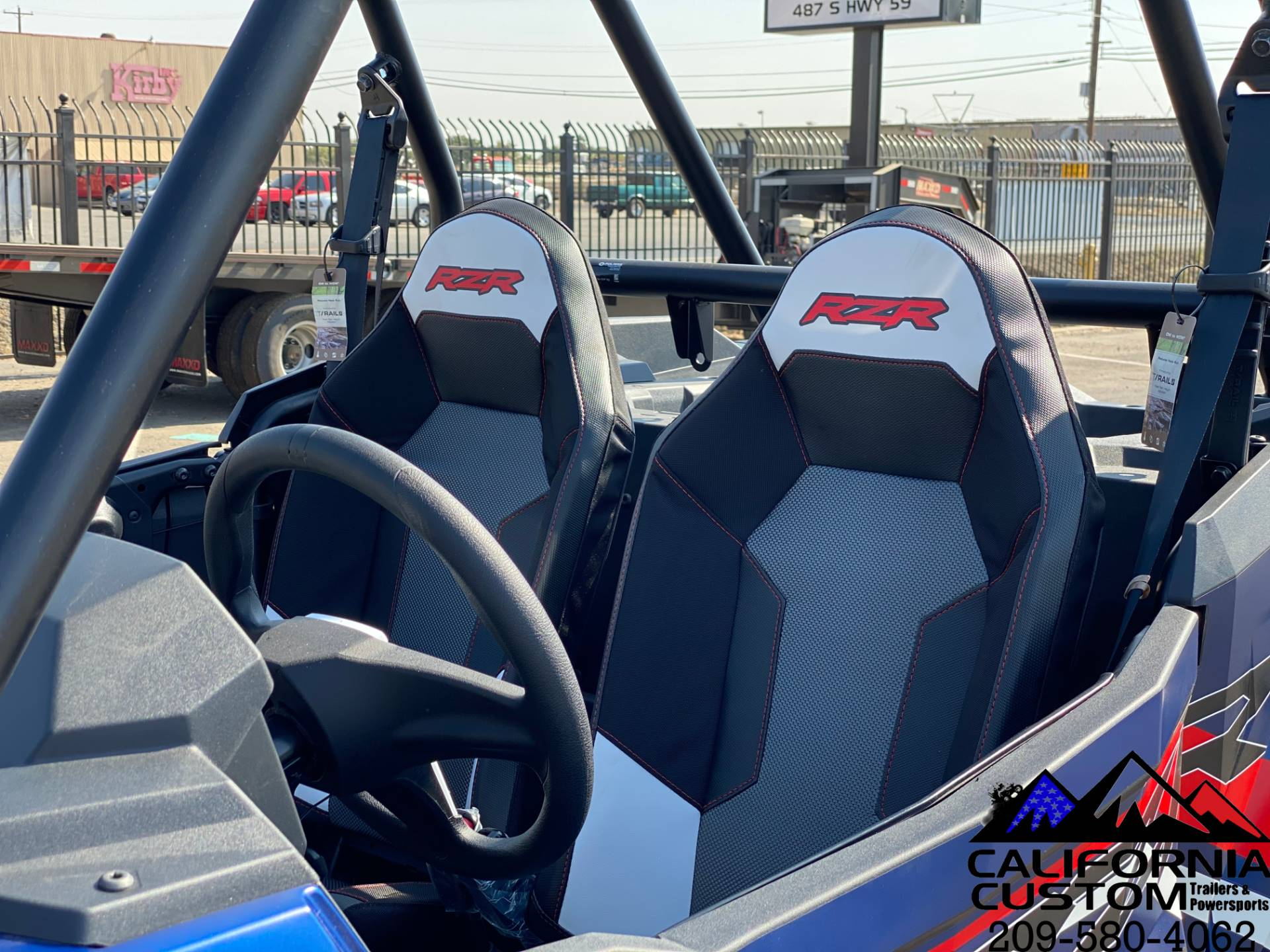 2021 Polaris RZR XP 1000 Premium in Merced, California - Photo 14