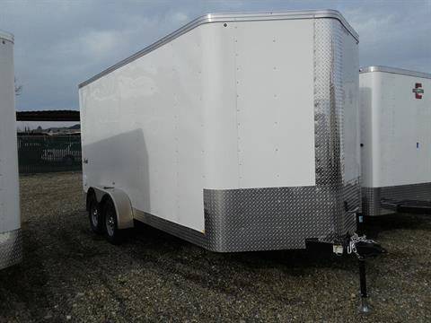 2019 TNT 16' X 7' TA CARGO TRAILER in Merced, California - Photo 2