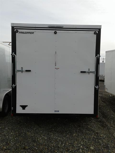 2019 TNT 16' X 7' TA CARGO TRAILER in Merced, California - Photo 3