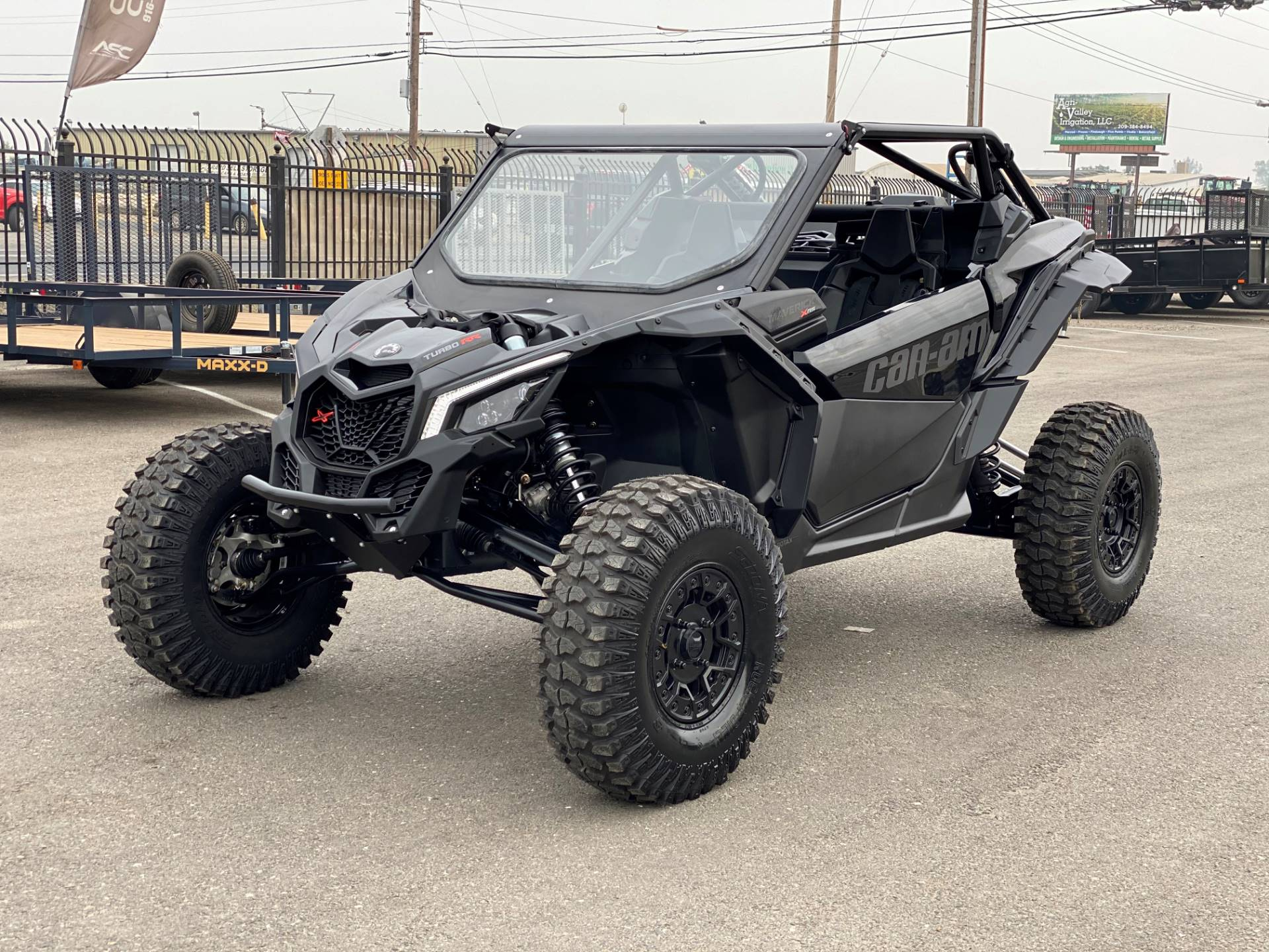 2020 Can-Am Maverick X3 X RS Turbo RR in Merced, California - Photo 1