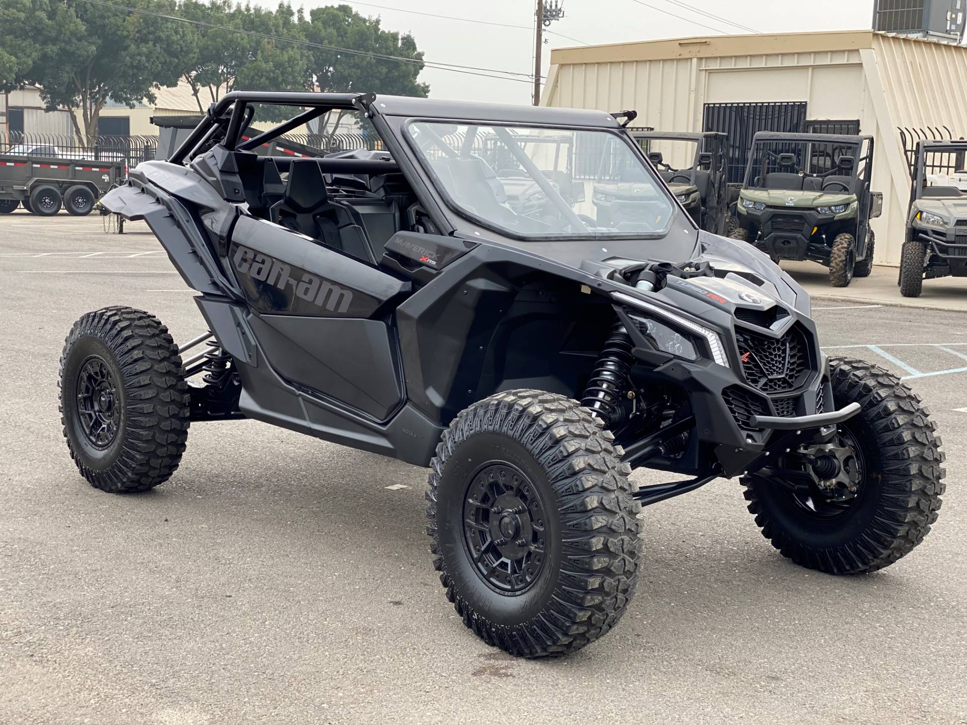 2020 Can-Am Maverick X3 X RS Turbo RR in Merced, California - Photo 3