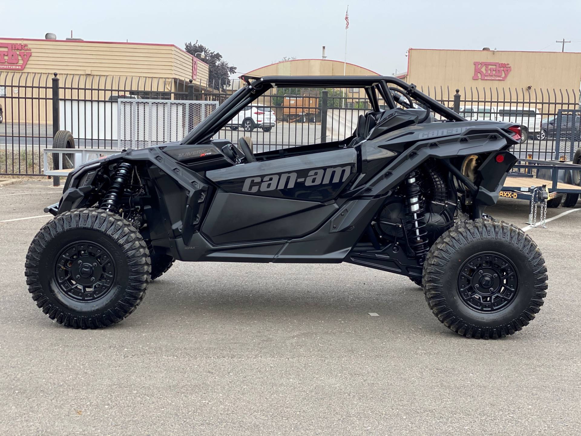 2020 Can-Am Maverick X3 X RS Turbo RR in Merced, California - Photo 7