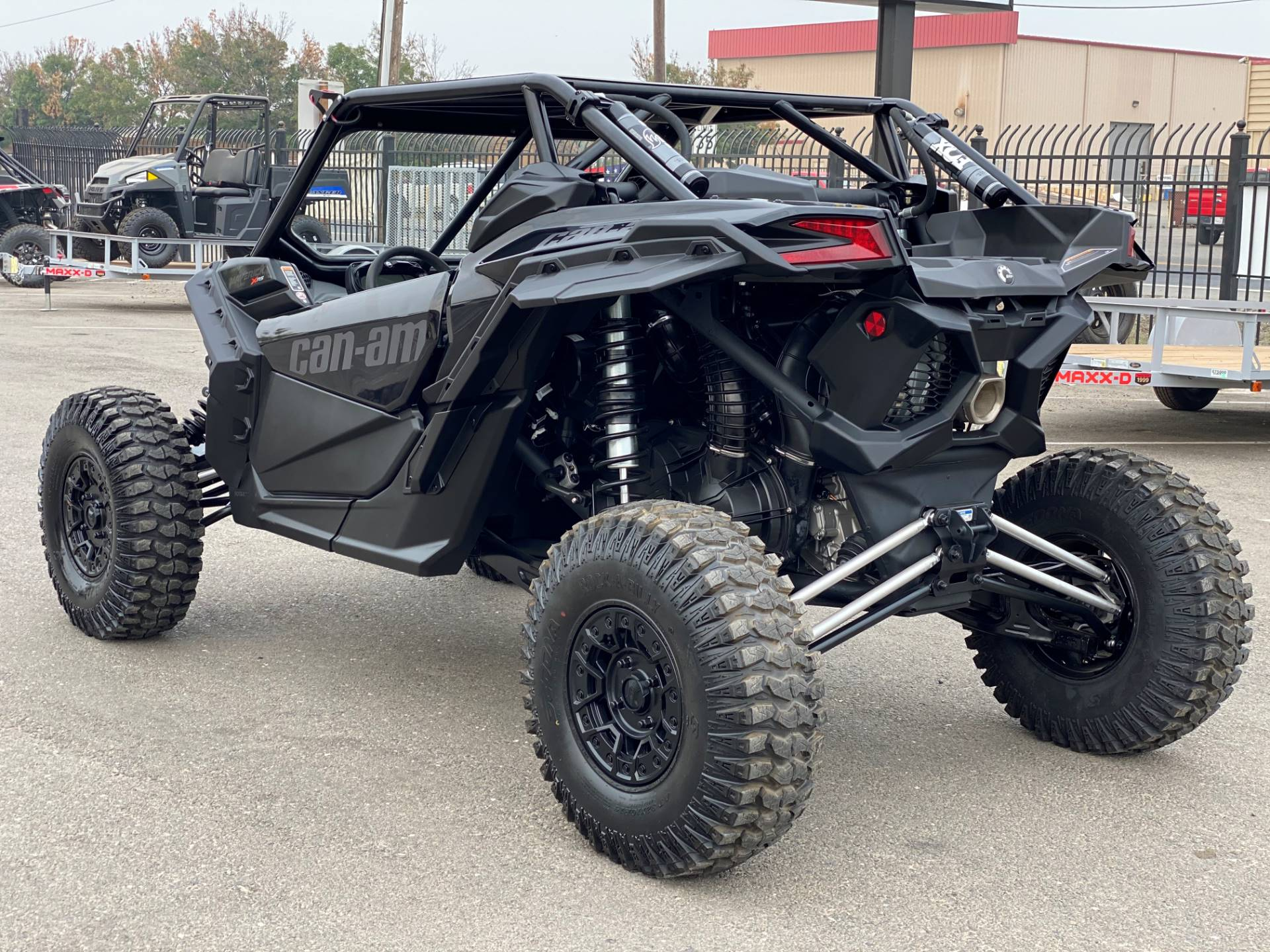 2020 Can-Am Maverick X3 X RS Turbo RR in Merced, California - Photo 6