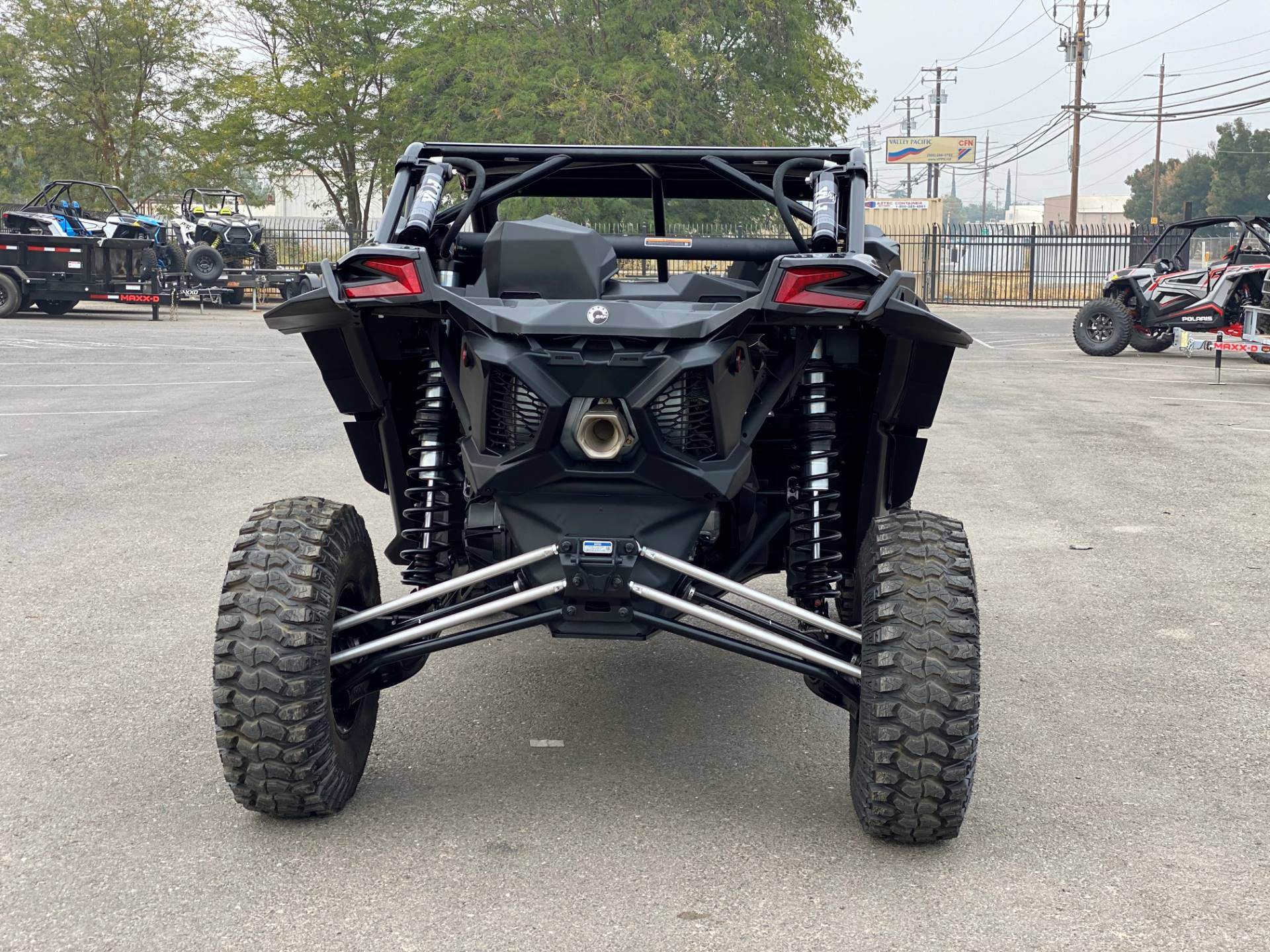 2020 Can-Am Maverick X3 X RS Turbo RR in Merced, California - Photo 9