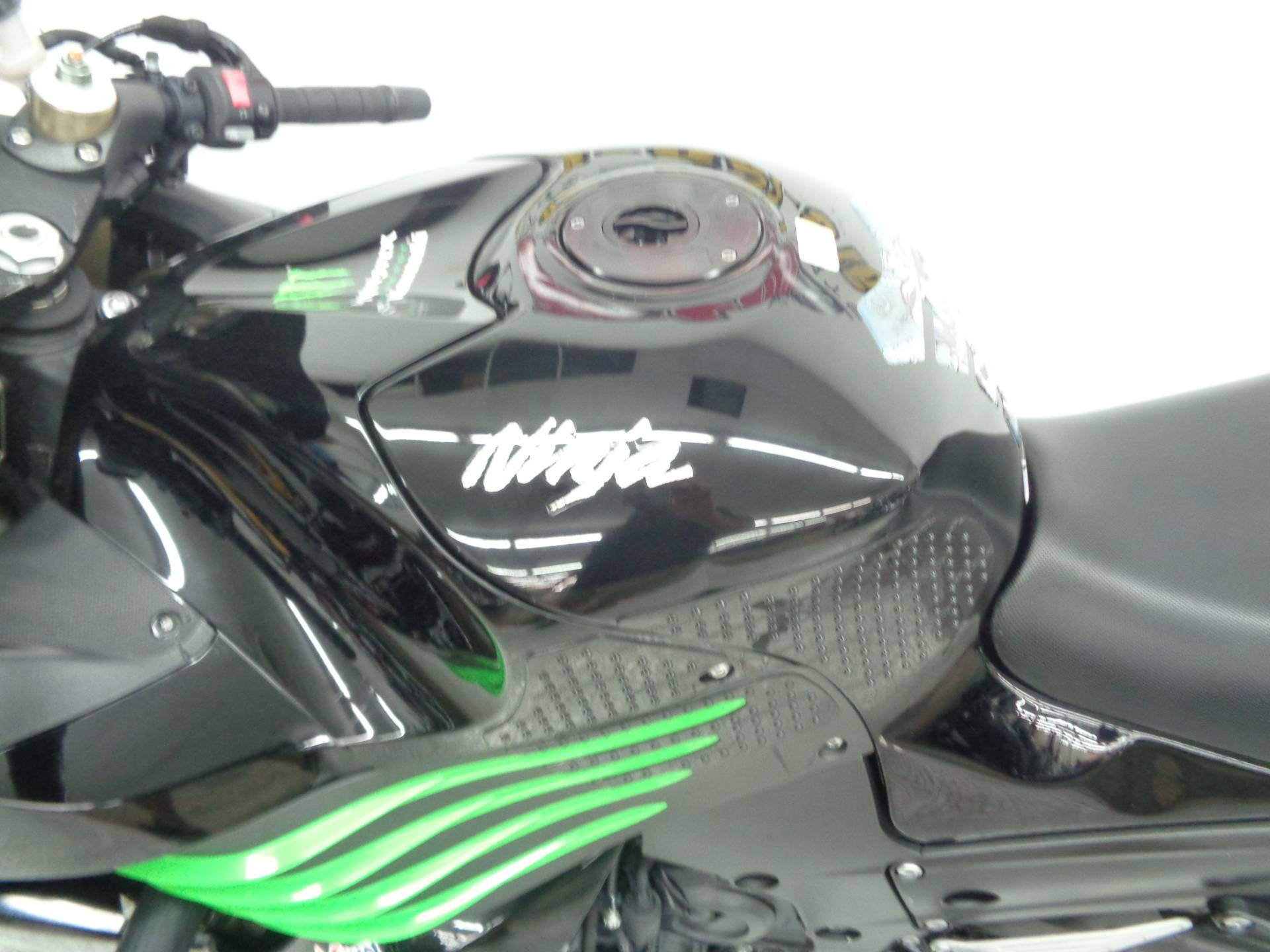 2009 Kawasaki Ninja ZX-14R Monster Energy in Tulsa, Oklahoma - Photo 4