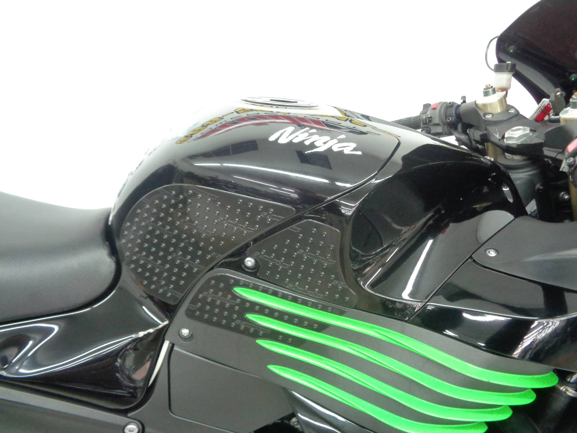 2009 Kawasaki Ninja ZX-14R Monster Energy in Tulsa, Oklahoma - Photo 8