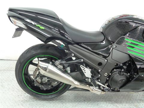 2009 Kawasaki Ninja ZX-14R Monster Energy in Tulsa, Oklahoma - Photo 9