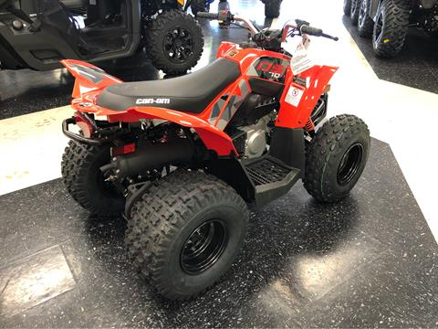 2020 Can-Am DS 70 in Tulsa, Oklahoma - Photo 2