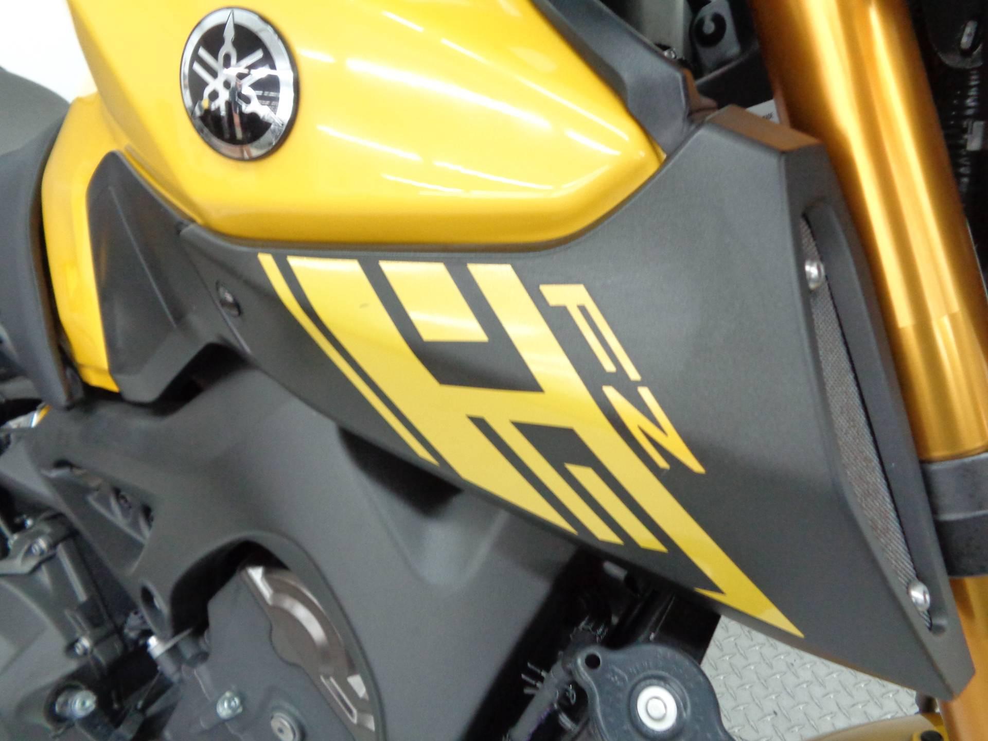 2015 Yamaha FZ-09 5