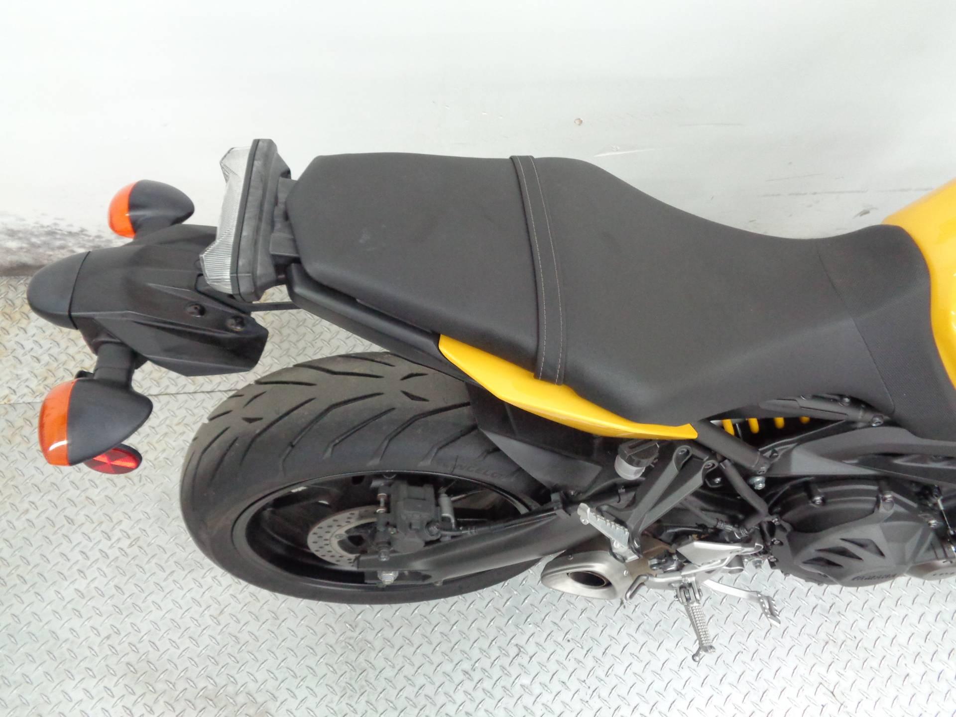 2015 Yamaha FZ-09 7