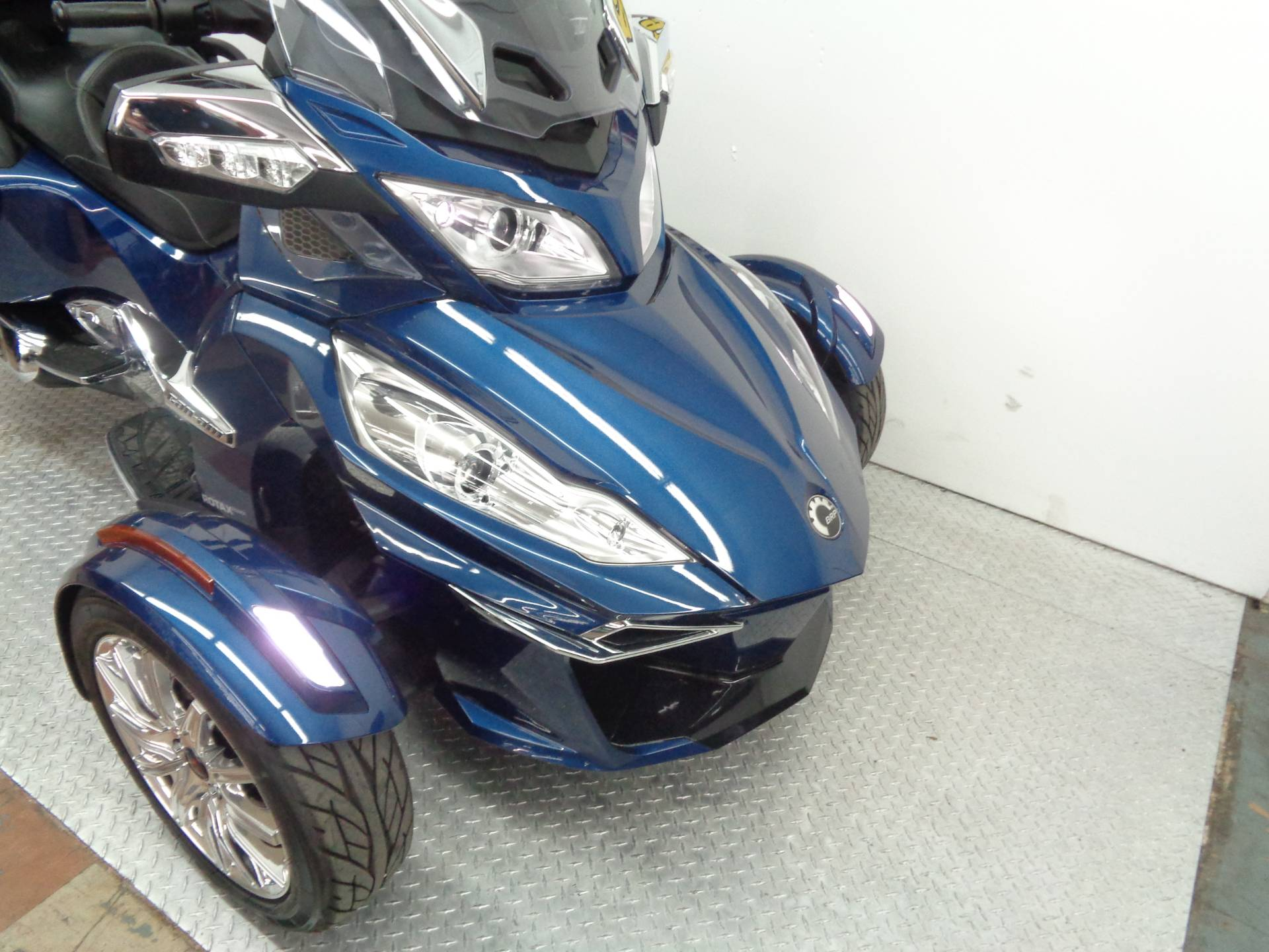 2016 Can-Am Spyder RT Limited in Tulsa, Oklahoma