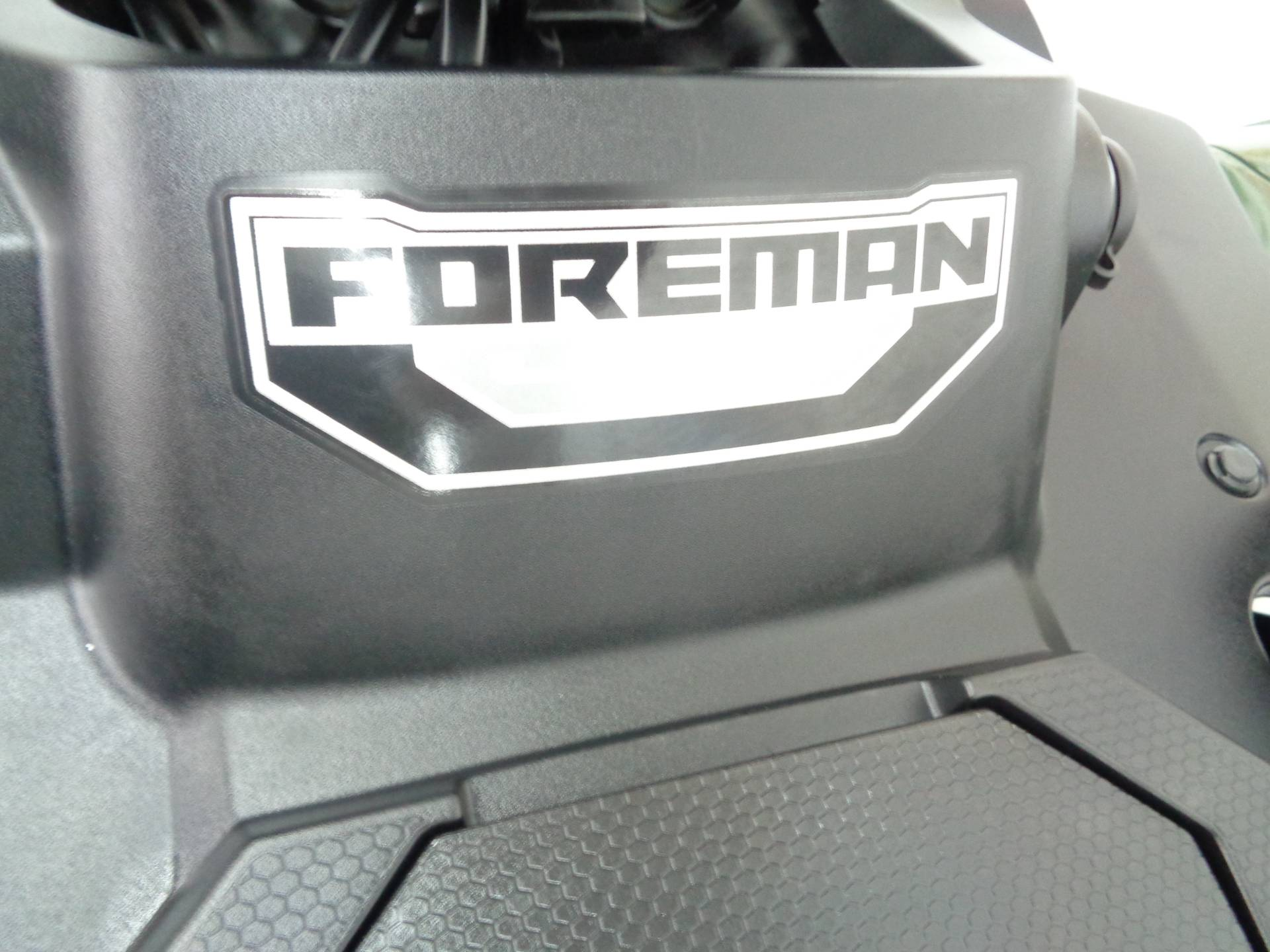 2017 Honda FourTrax Foreman 4x4 3