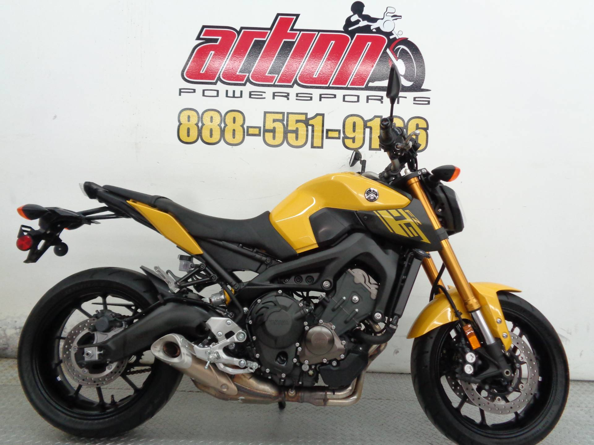 2015 Yamaha FZ-09 for sale 56300