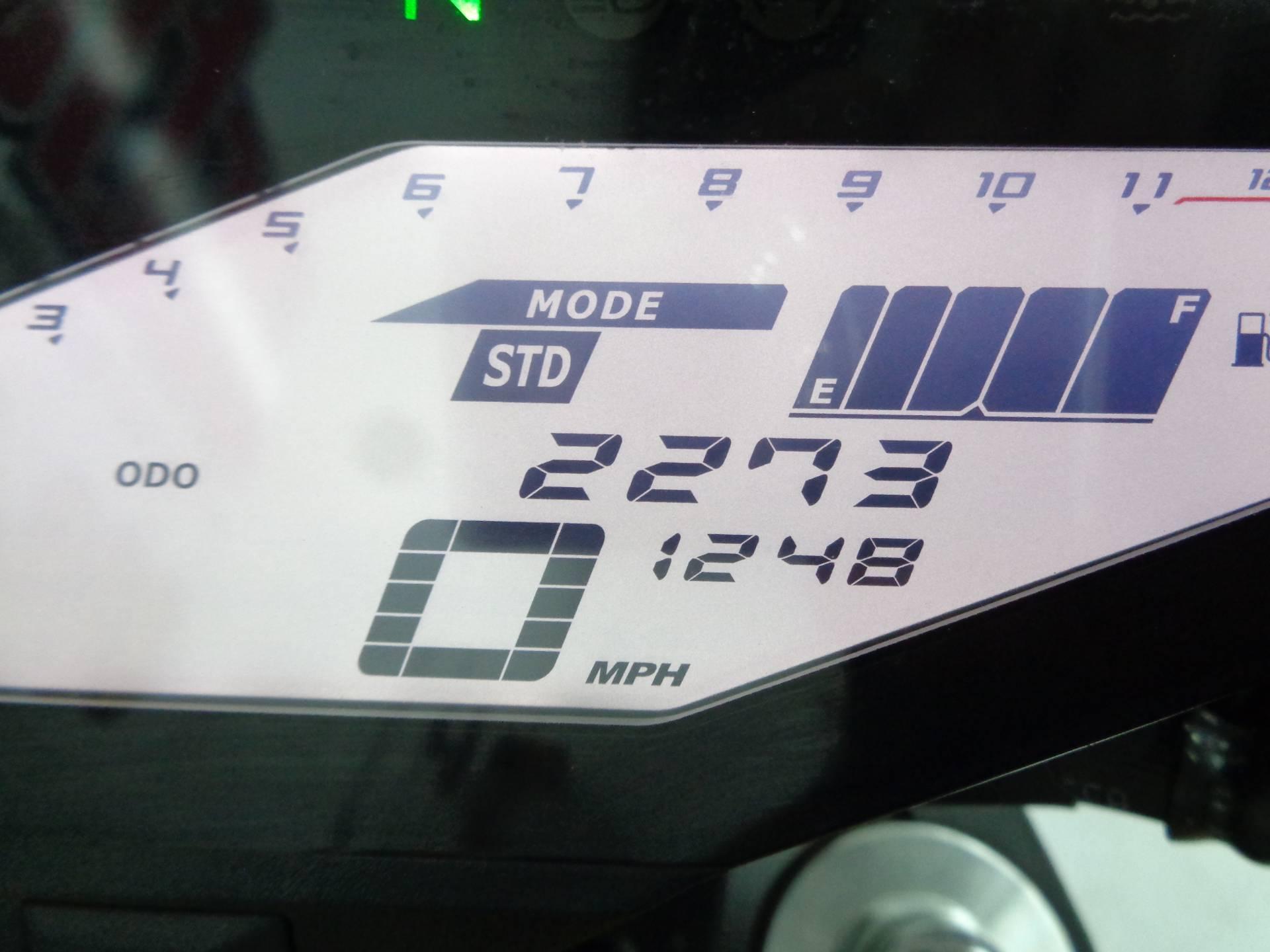 2015 Yamaha FZ-09 9