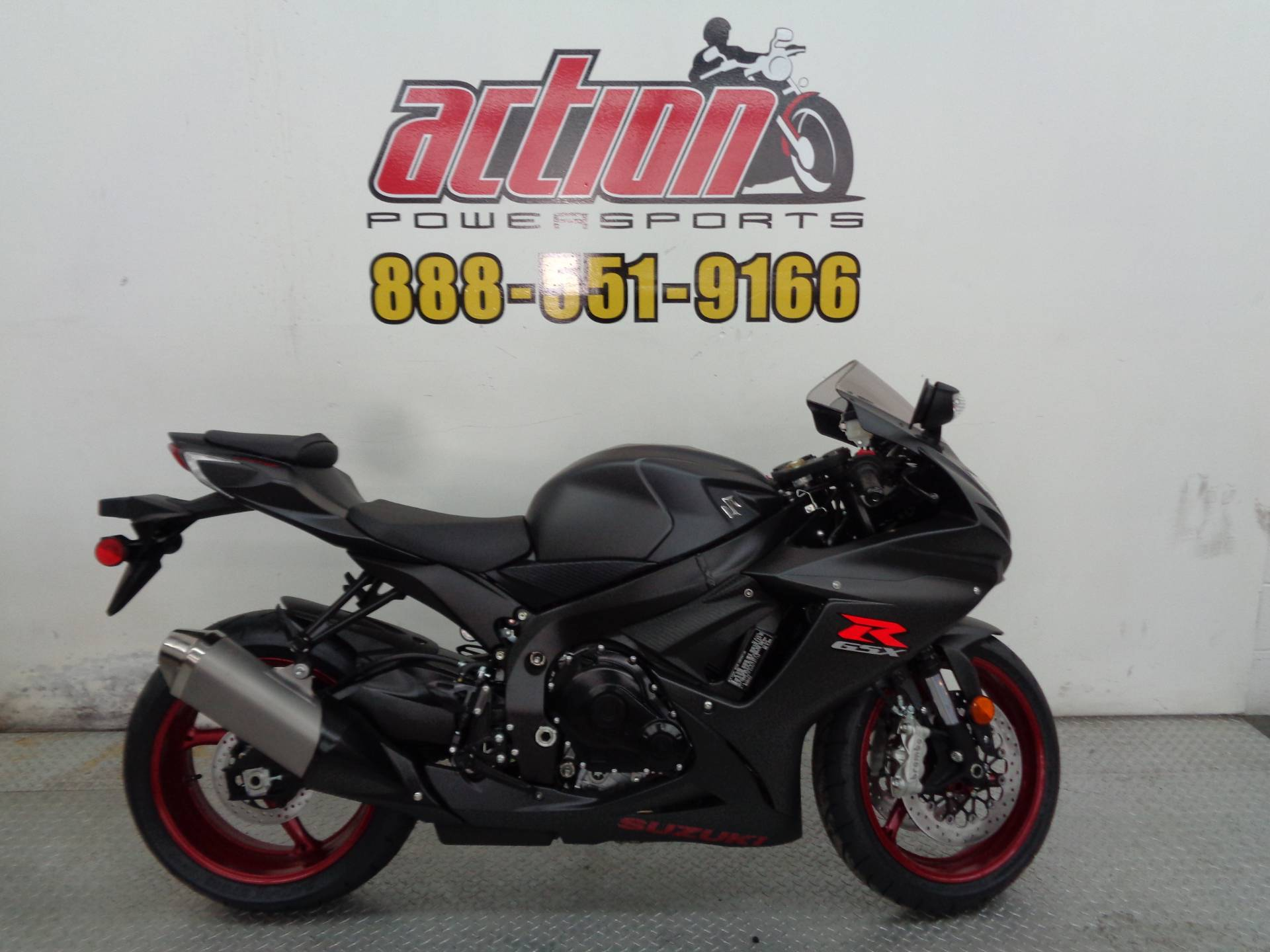 2017 Suzuki GSX-R600 for sale 1059