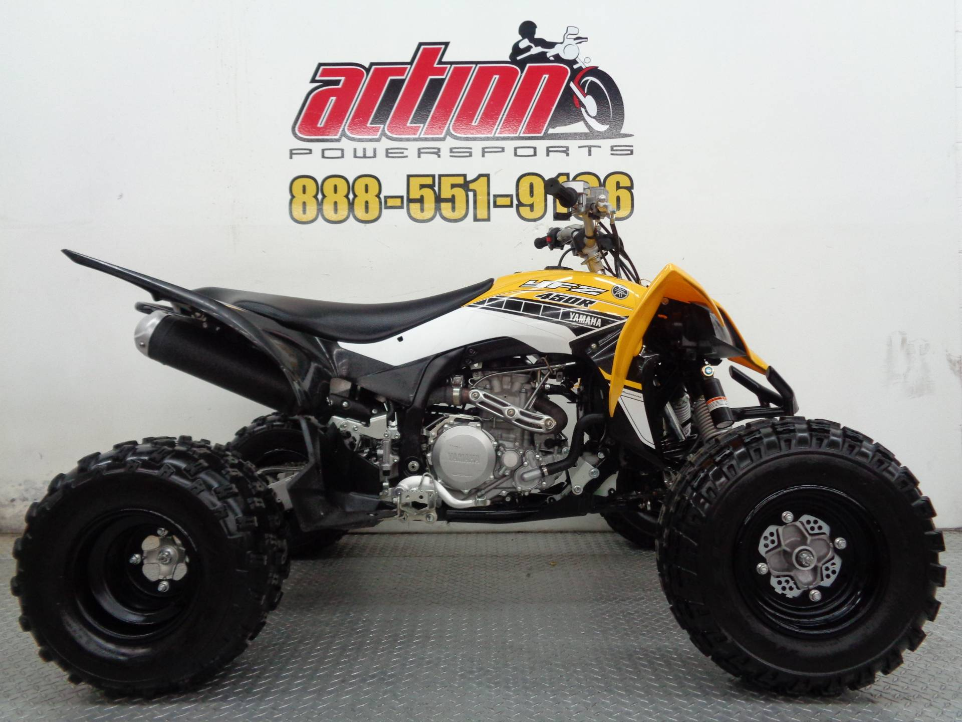 2016 Yamaha YFZ450R SE for sale 18522