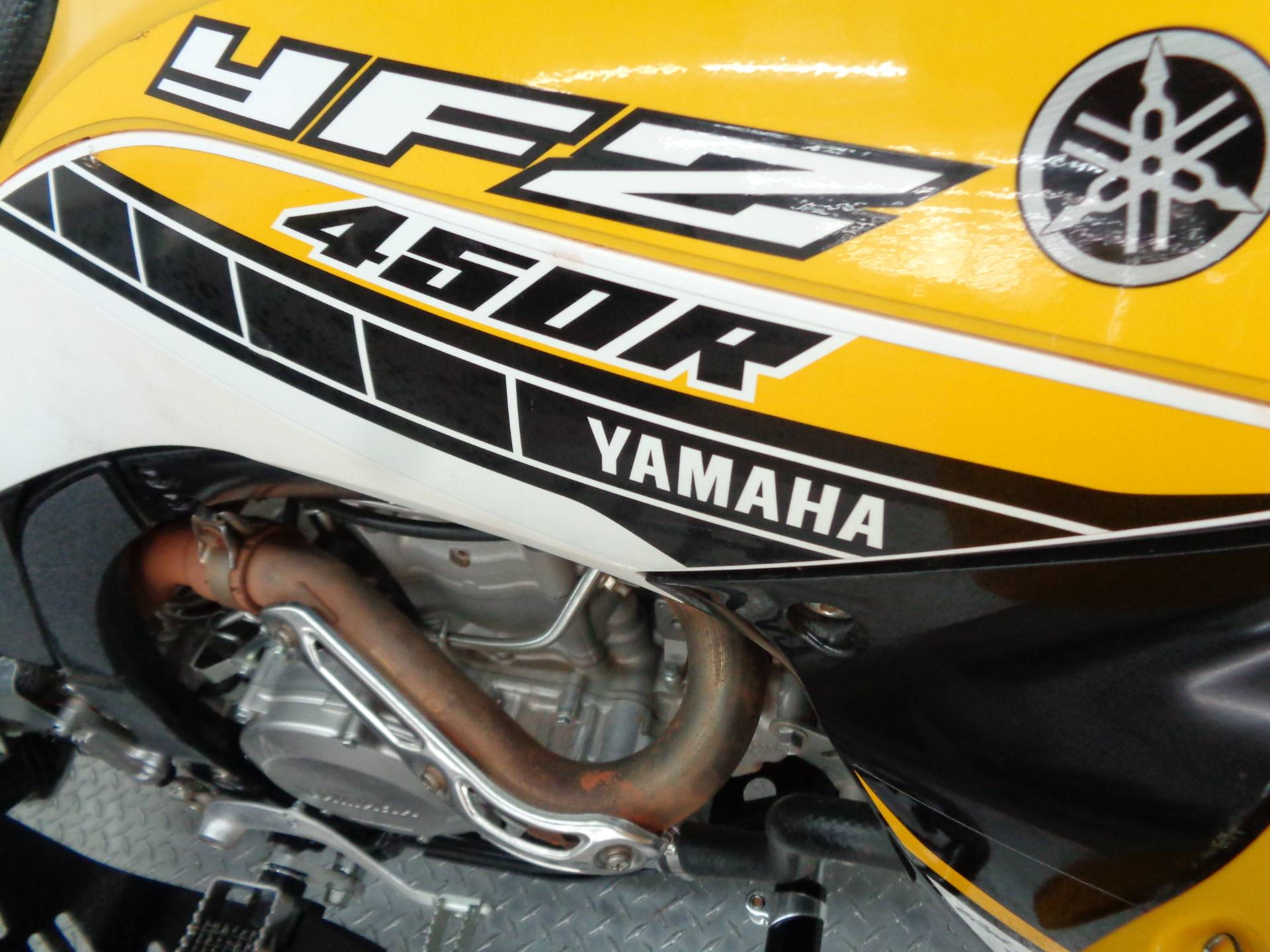 2016 Yamaha YFZ450R SE 4
