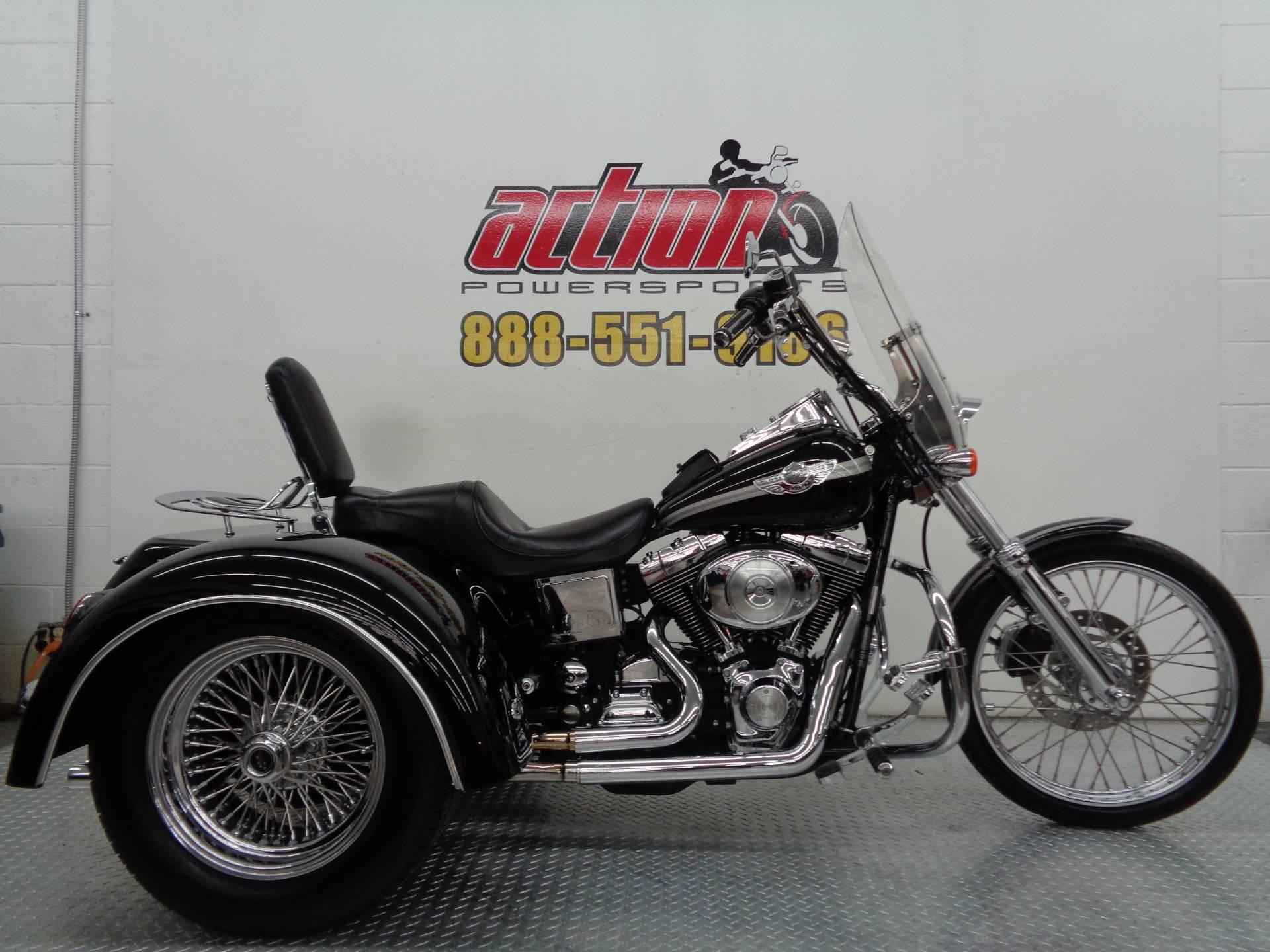 2003 Harley-Davidson FXDWG Dyna Wide Glide for sale 881