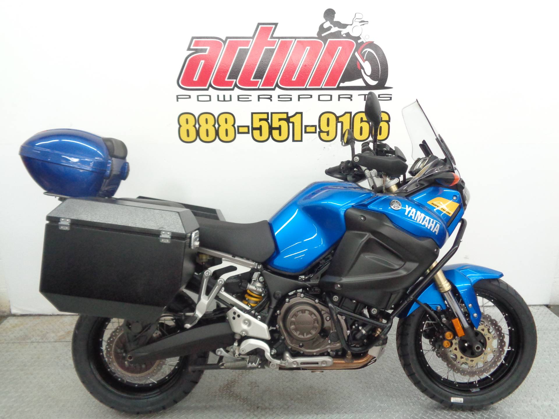 2012 Yamaha Super Ténéré in Tulsa, Oklahoma - Photo 1