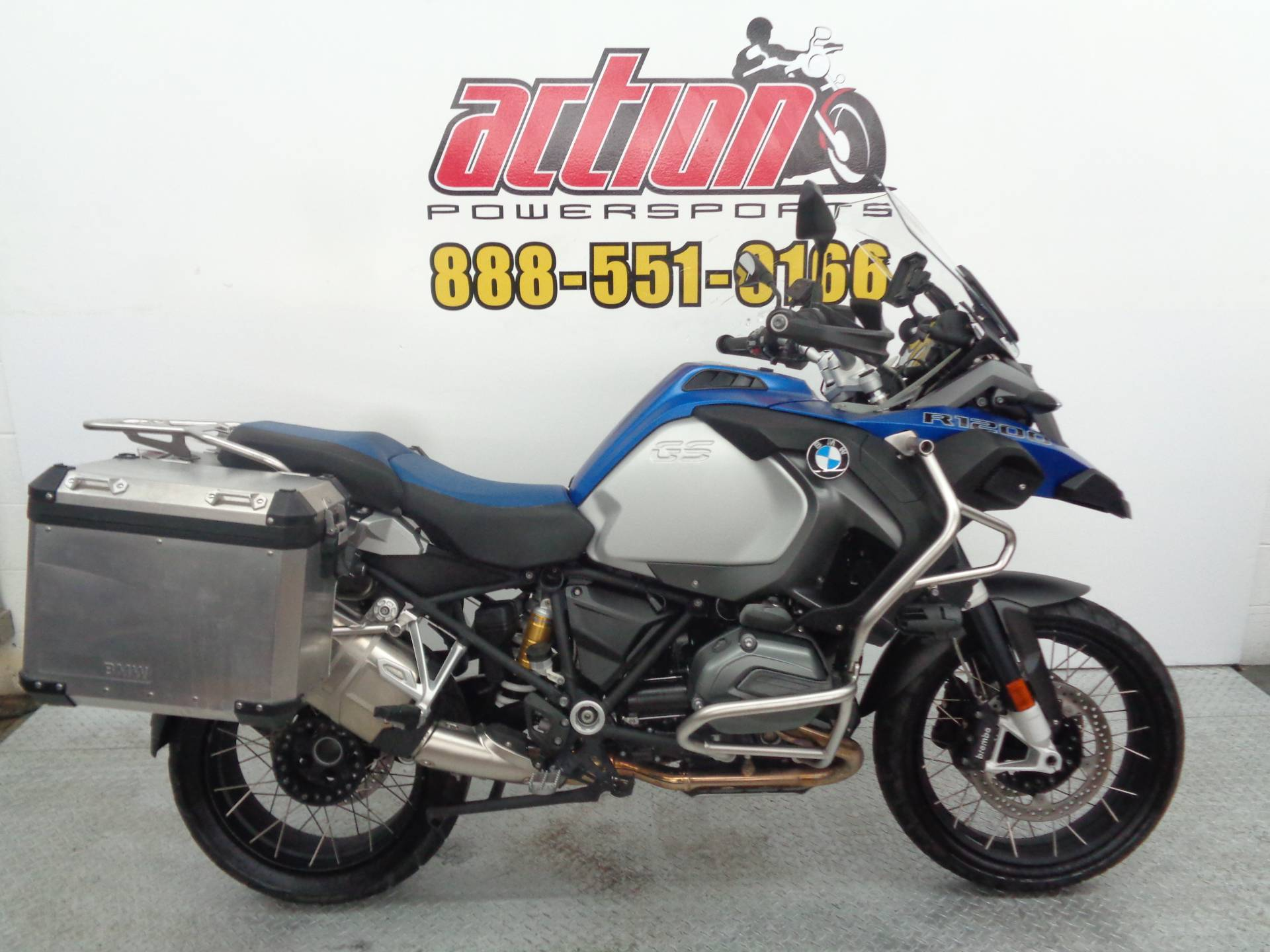 Used 2015 BMW R 1200 GS Adventure Motorcycles in Tulsa, OK | Stock ...