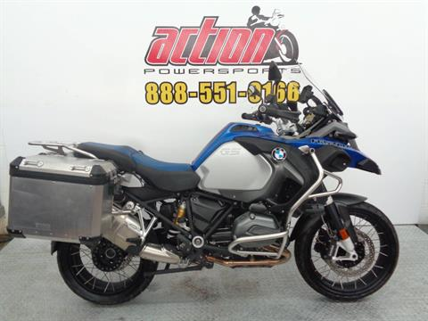 2015 BMW R 1200 GS Adventure in Tulsa, Oklahoma