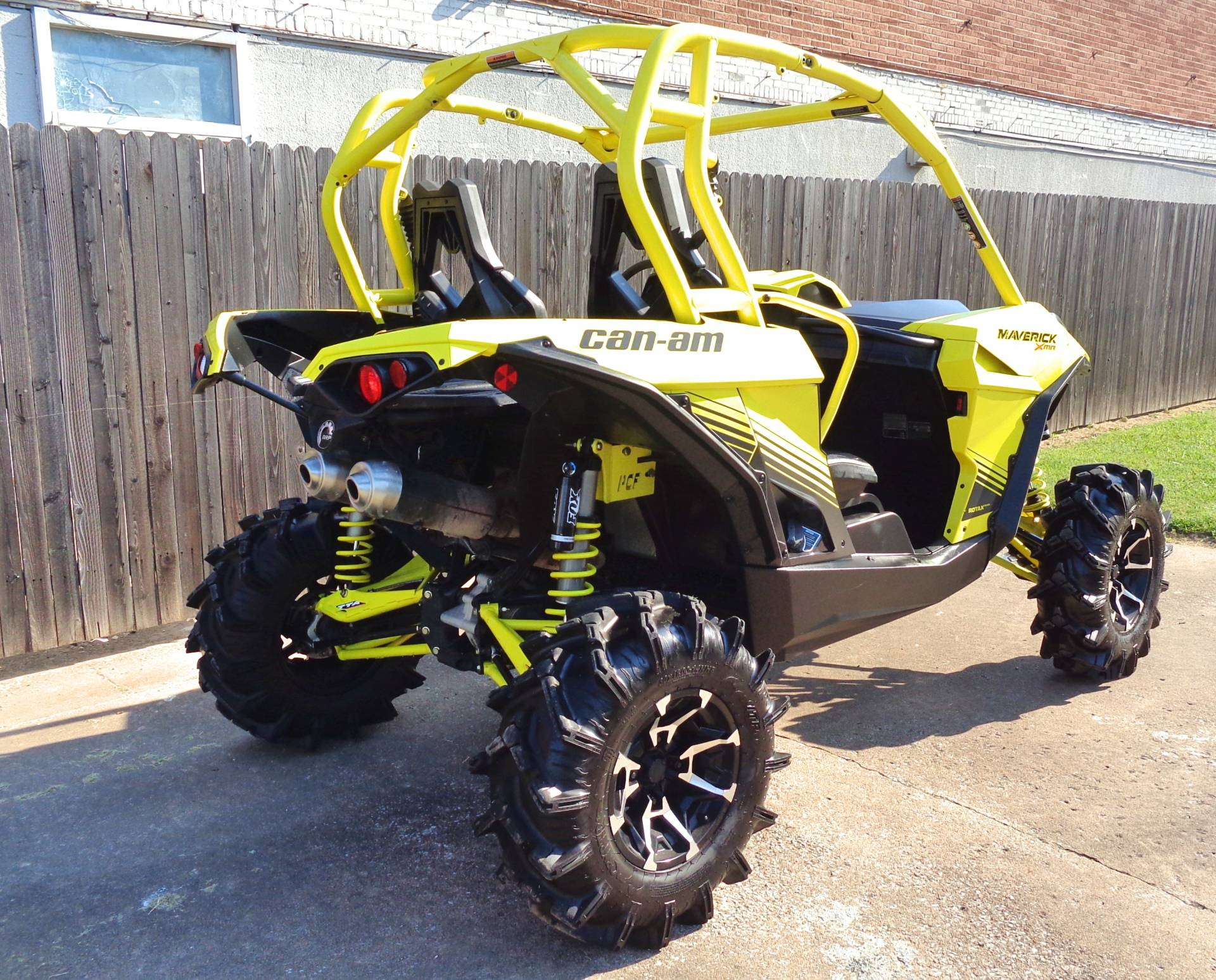 2018 Can-Am Maverick X MR in Tulsa, Oklahoma - Photo 2