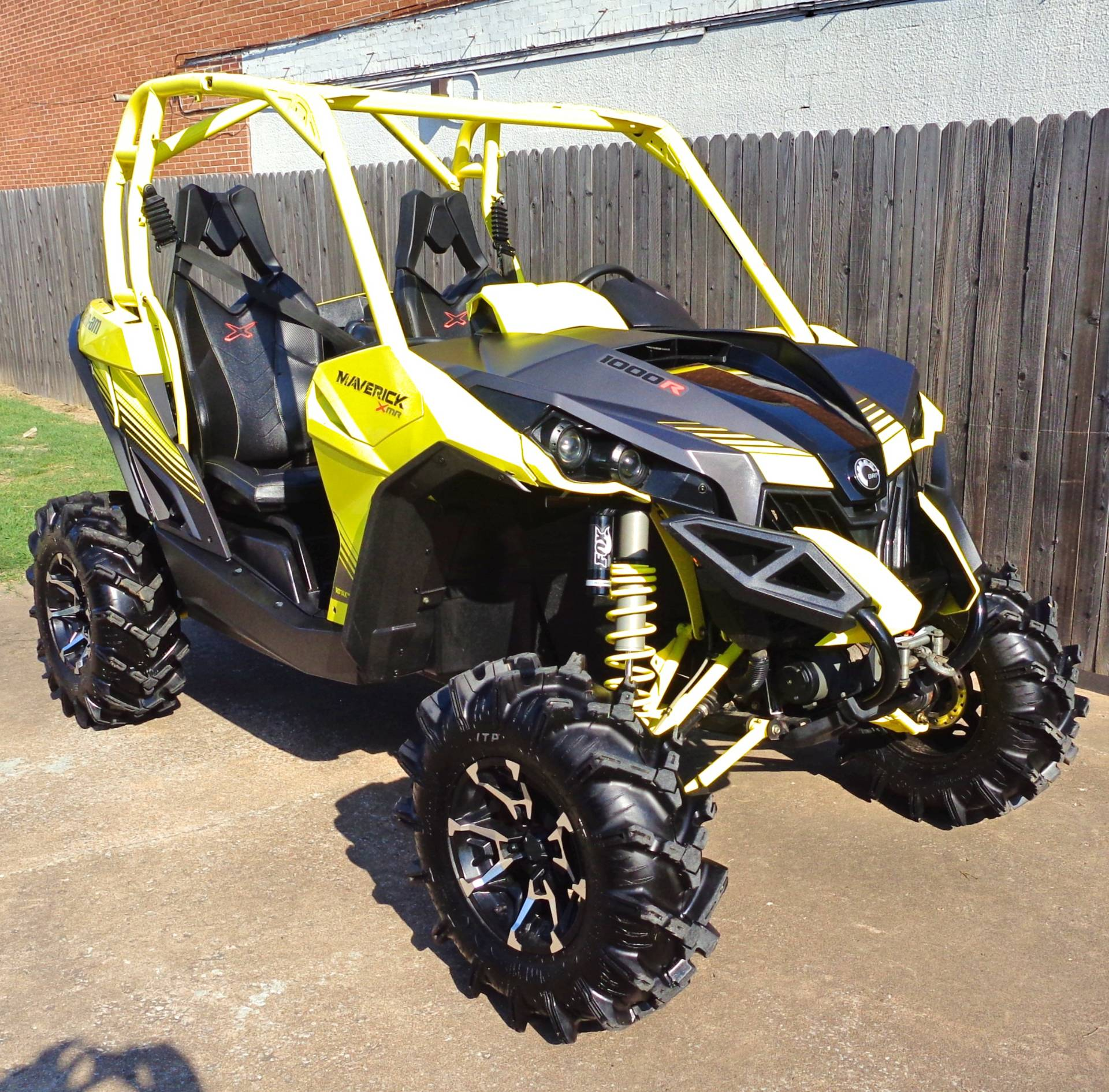 2018 Can-Am Maverick X MR in Tulsa, Oklahoma - Photo 3
