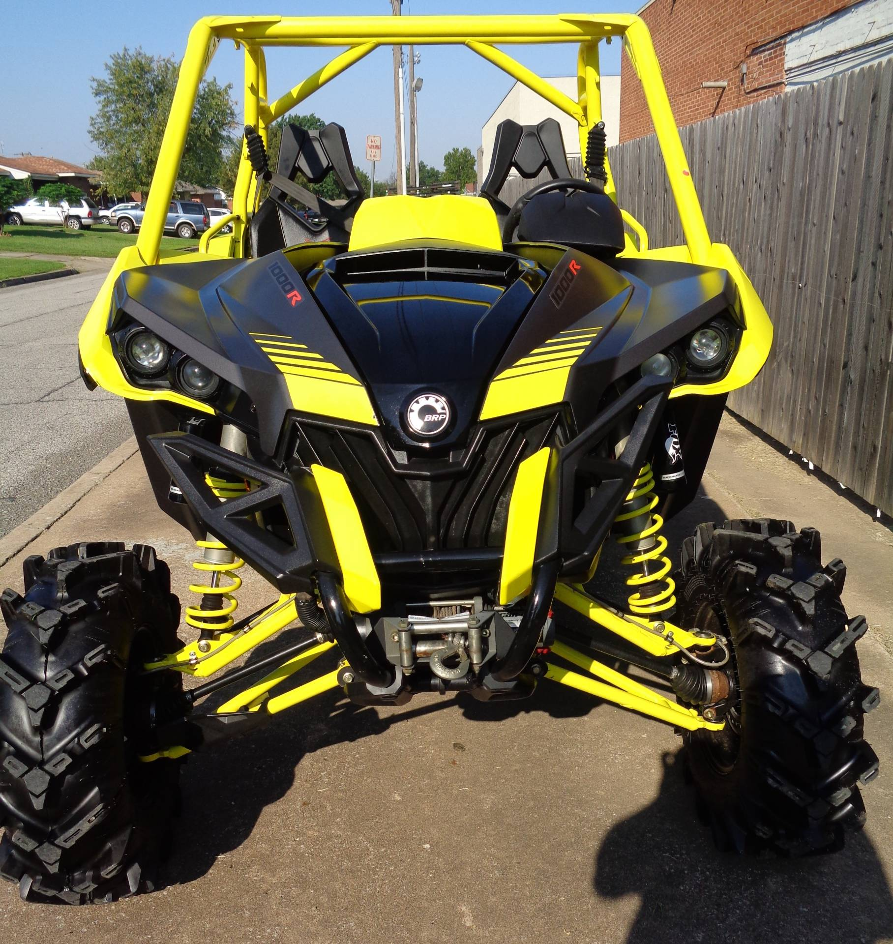 2018 Can-Am Maverick X MR in Tulsa, Oklahoma - Photo 4