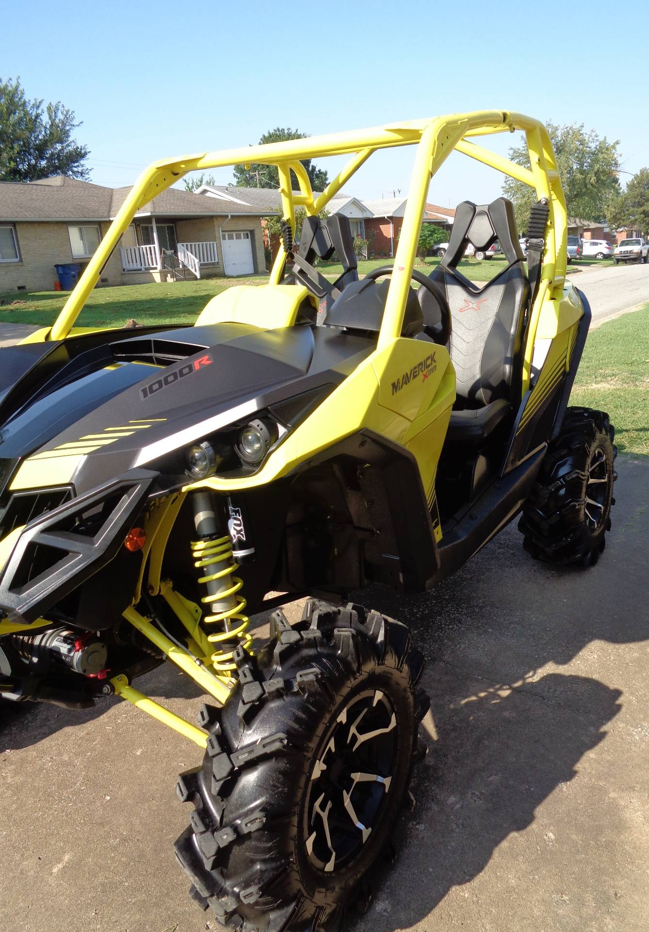 2018 Can-Am Maverick X MR in Tulsa, Oklahoma - Photo 8