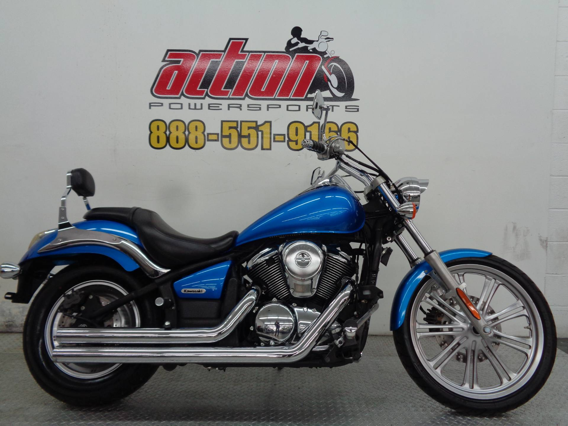 2007 Kawasaki Vulcan 900 Custom for sale 713