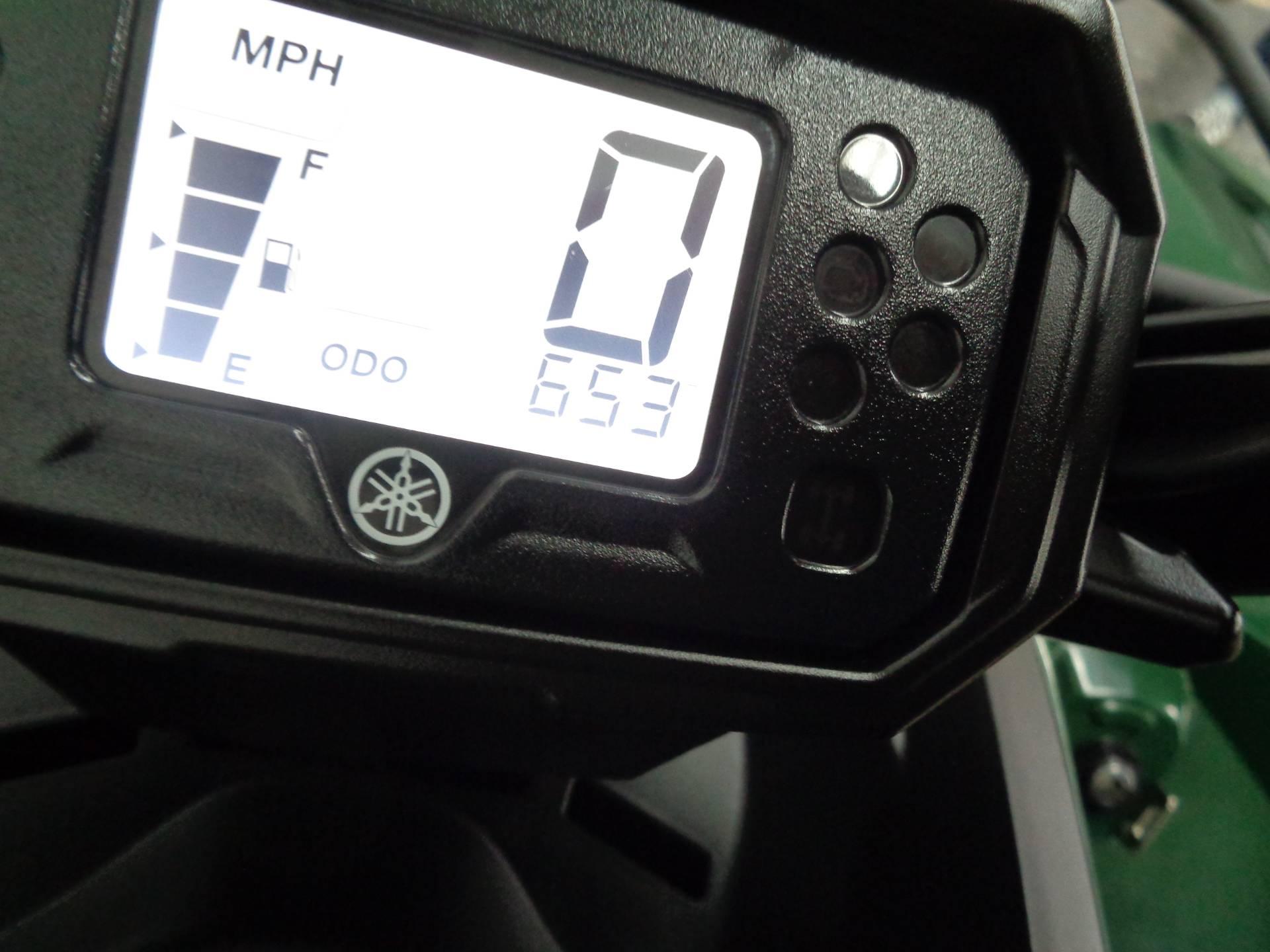 2018 Yamaha Kodiak 450 9
