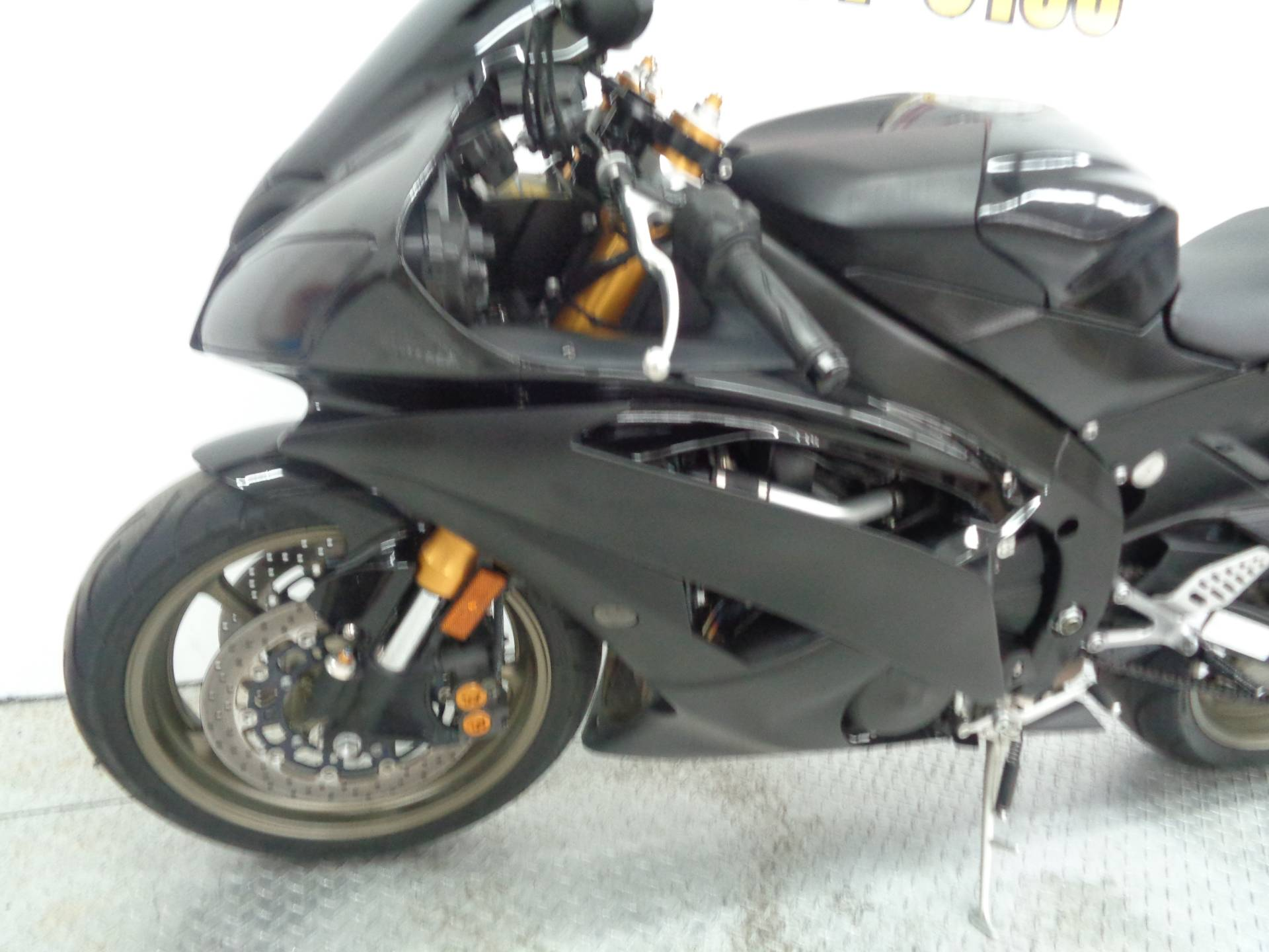 2008 Yamaha YZF-R6 5