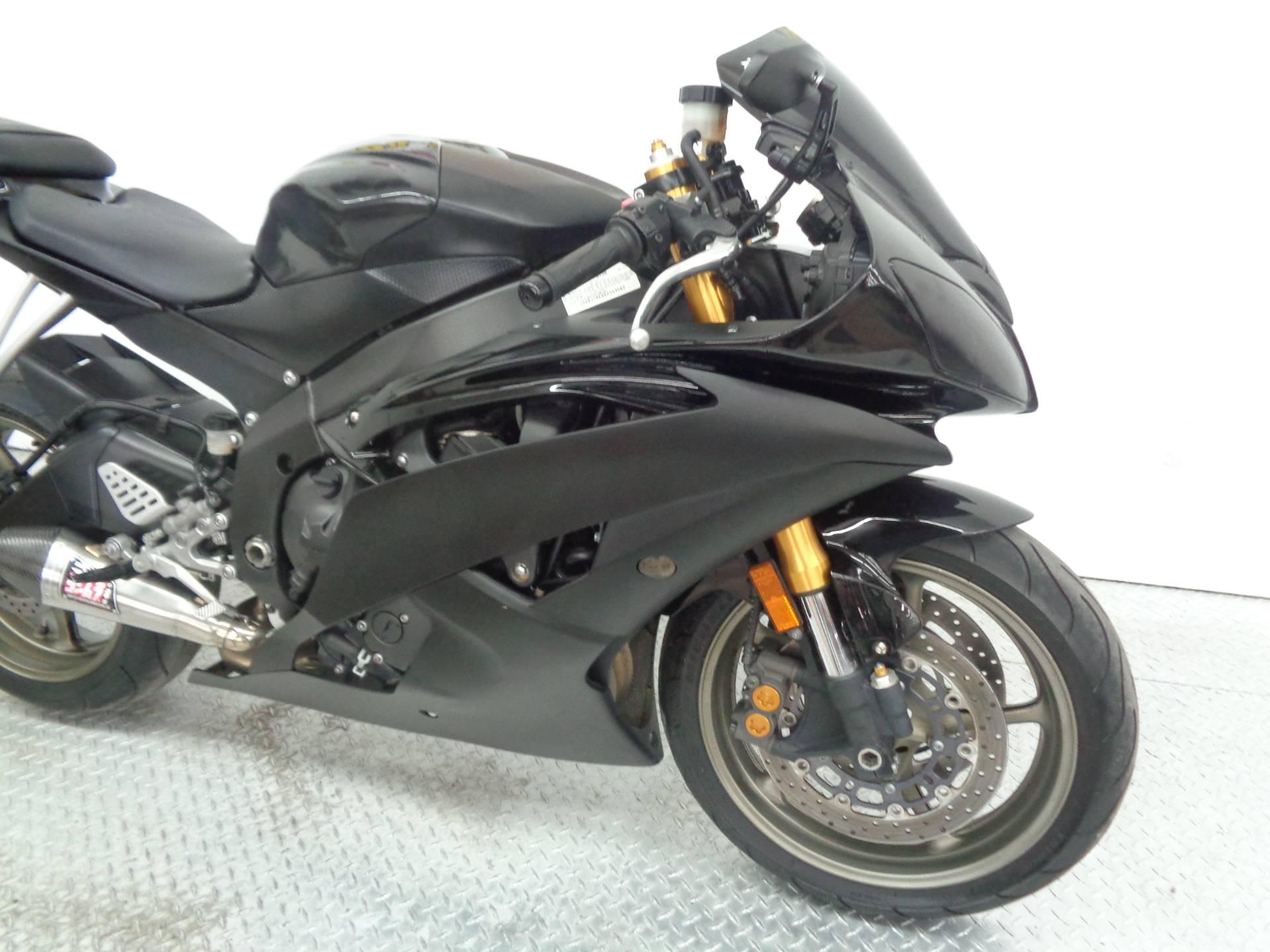 2008 Yamaha YZF-R6 7