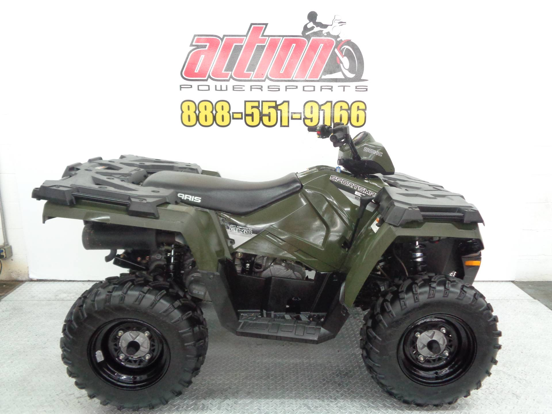 2015 Polaris Sportsman® ETX in Tulsa, Oklahoma