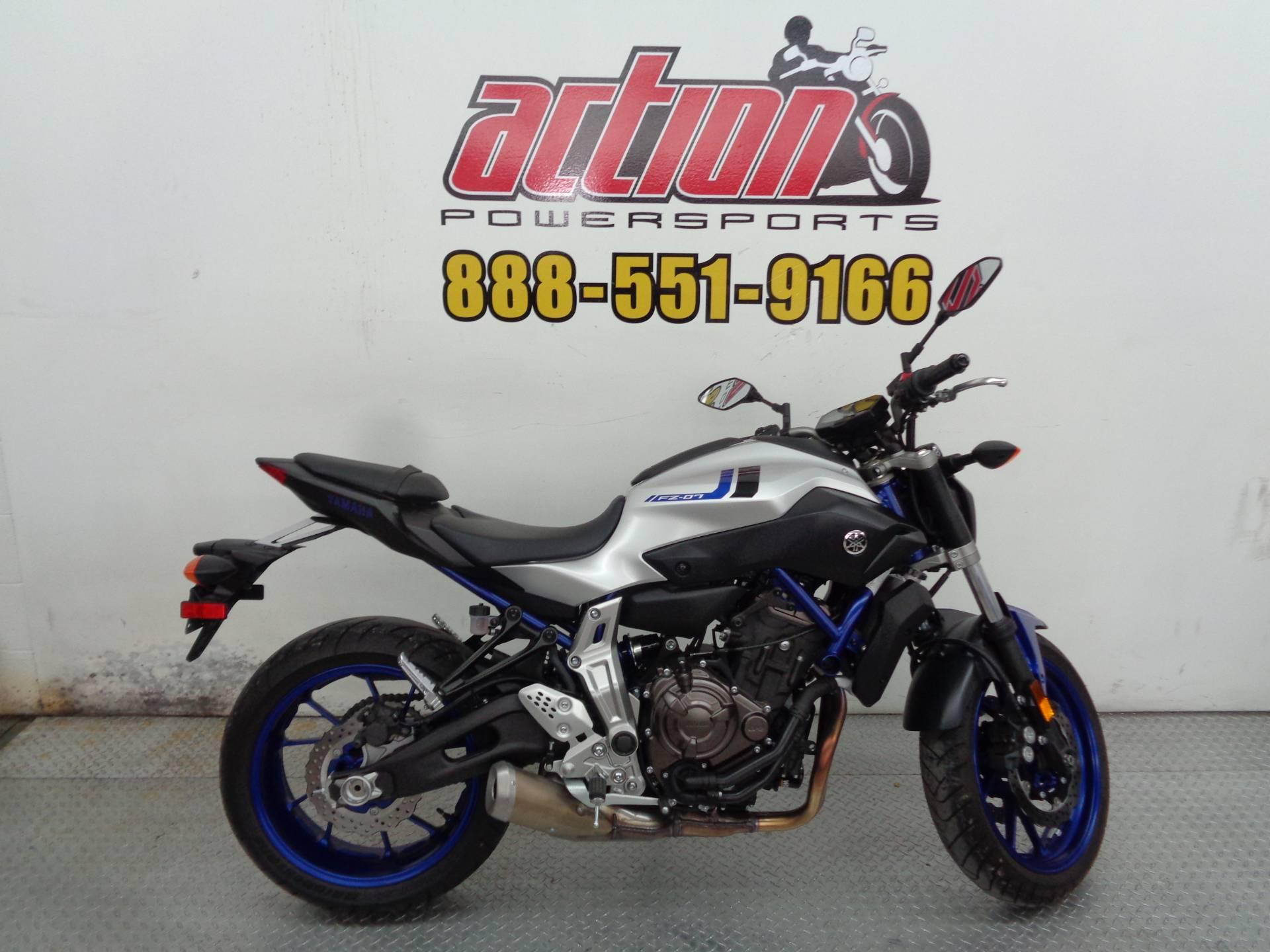 2016 Yamaha FZ-07 for sale 17979