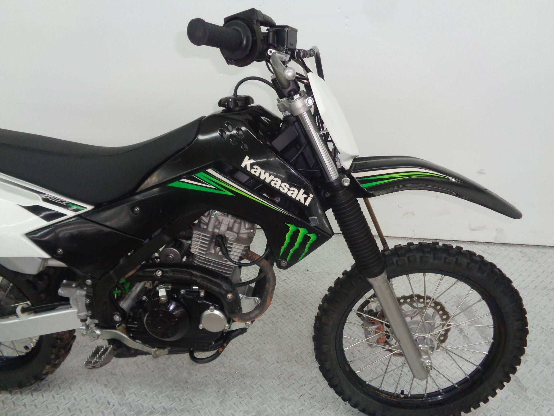 Used 2009 Kawasaki Klx140 Monster Energy Motorcycles In Tulsa Ok