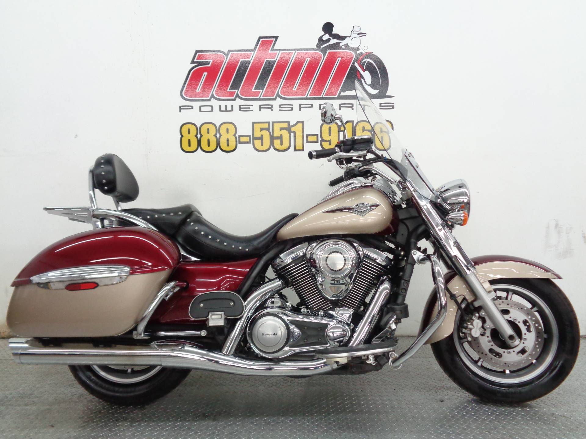 2009 Kawasaki Vulcan 1700 Nomad for sale 799
