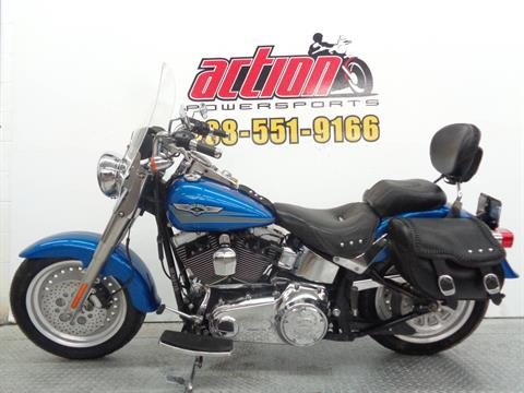 2007 Harley-Davidson FLSTF Softail® Fat Boy® in Tulsa, Oklahoma