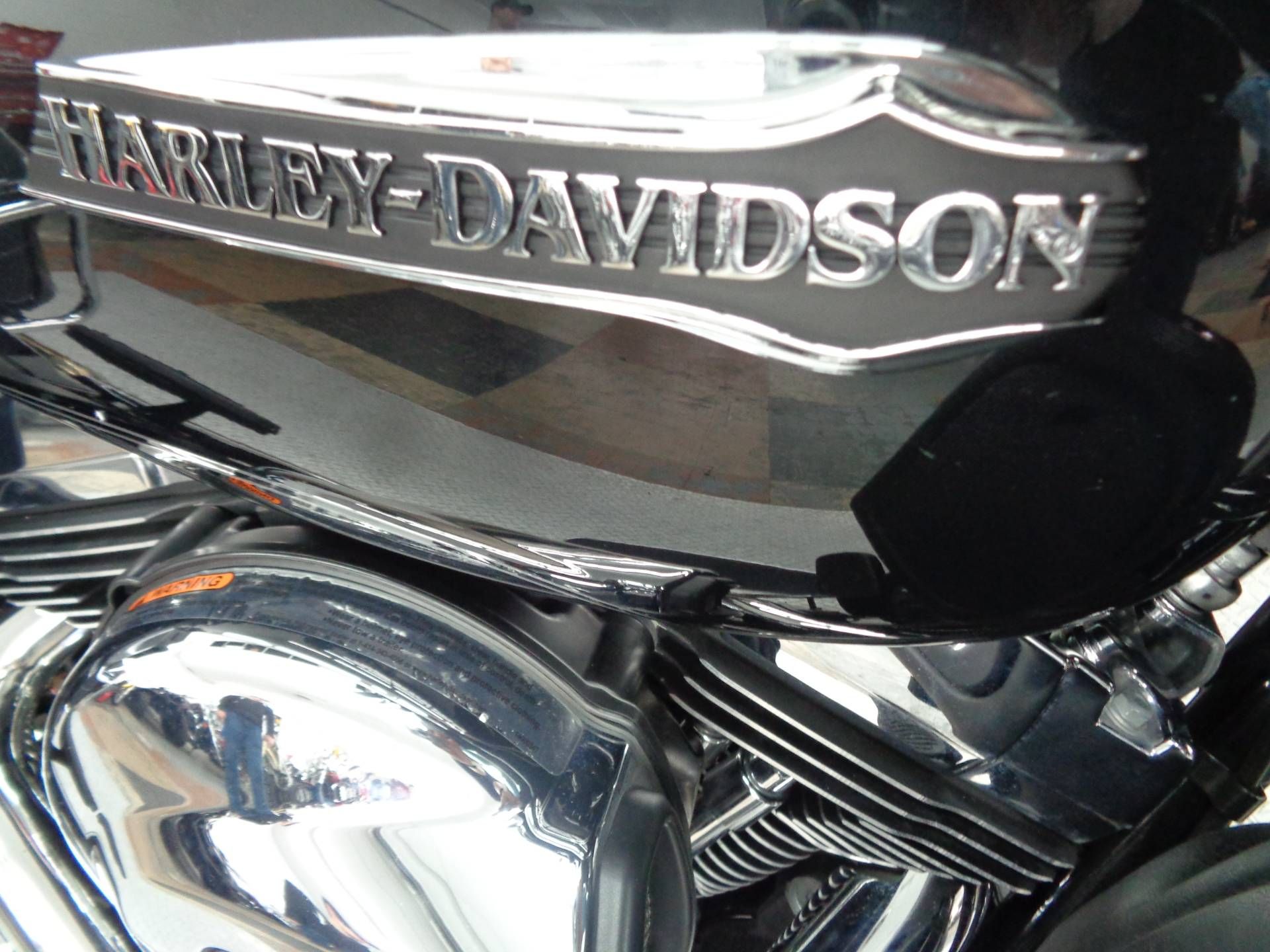 2016 Harley-Davidson Electra Glide® Ultra Classic® in Tulsa, Oklahoma