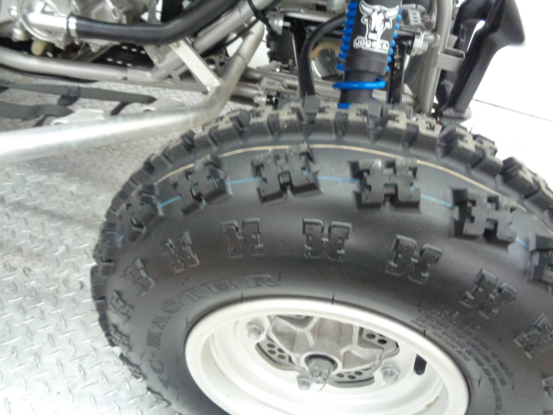 2011 Yamaha Raptor 700R 3