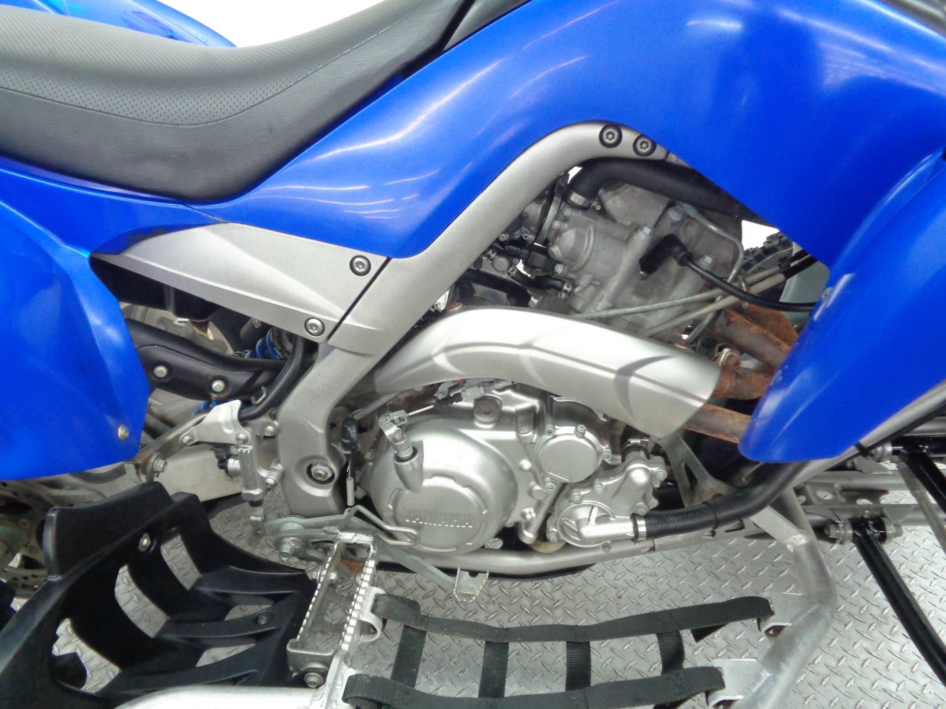 2011 Yamaha Raptor 700R 4