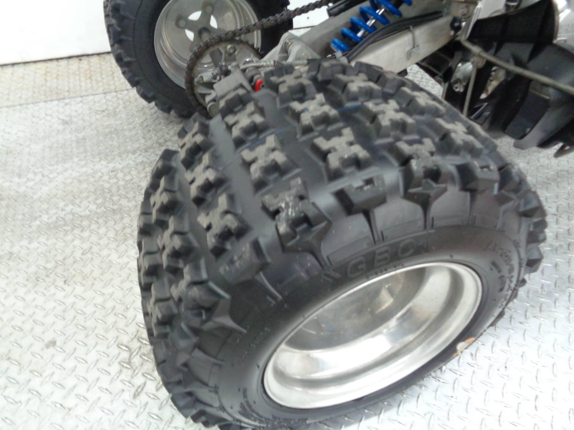 2011 Yamaha Raptor 700R 5