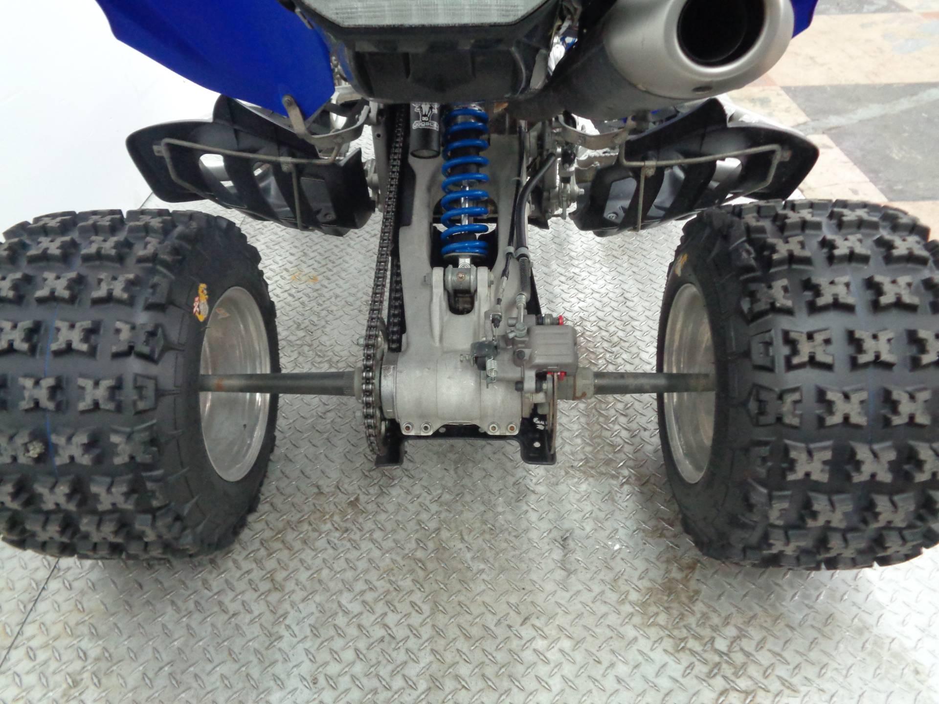 2011 Yamaha Raptor 700R 6
