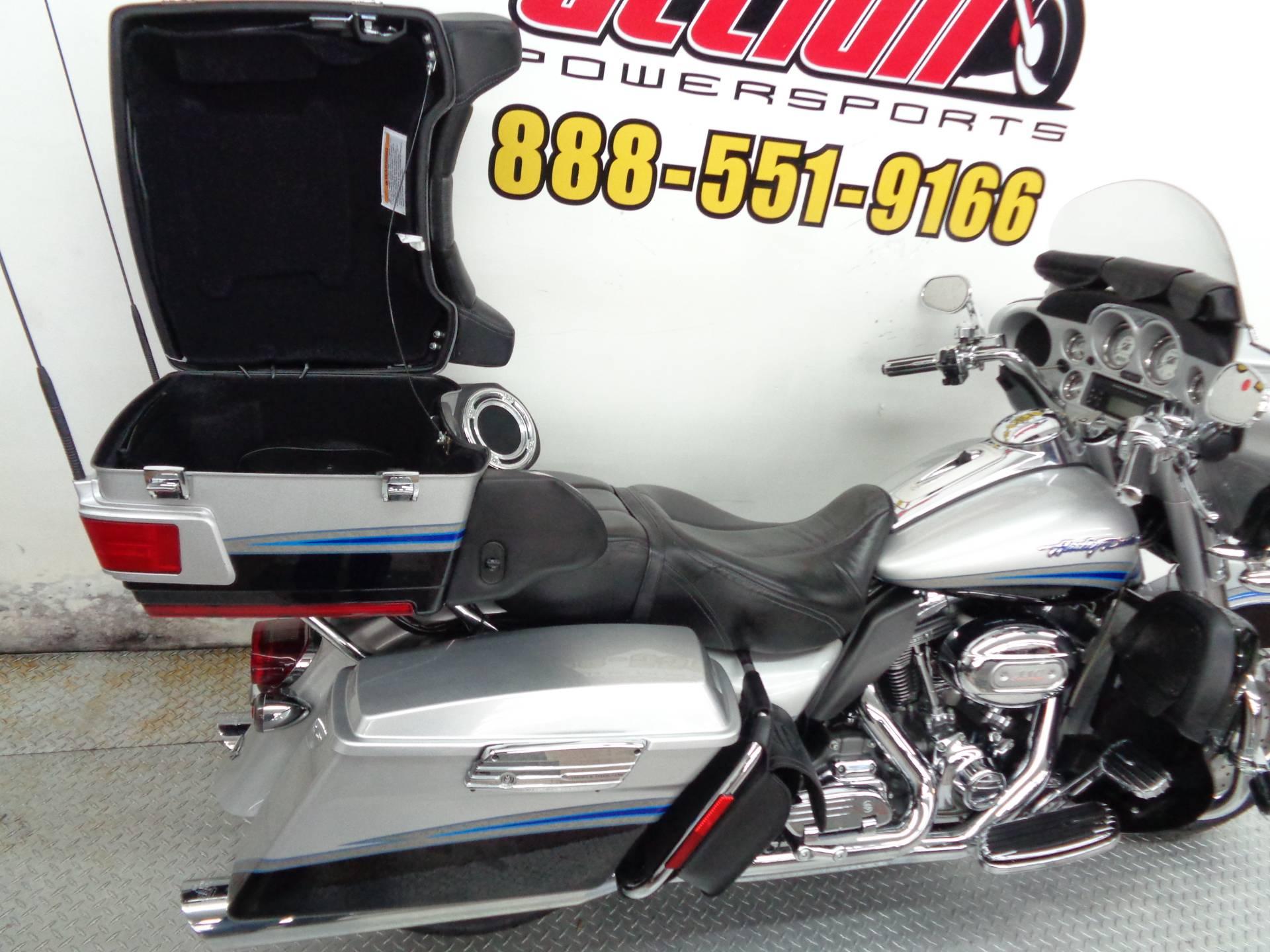 Used 2009 Harley-Davidson CVO™ Ultra Classic® Electra Glide ...