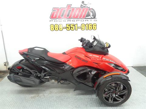 2016 Can-Am Spyder RS-S SE5 in Tulsa, Oklahoma